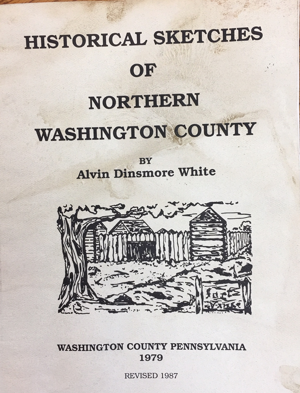 Image for Historical Sketches of Northern Washington County - Revised