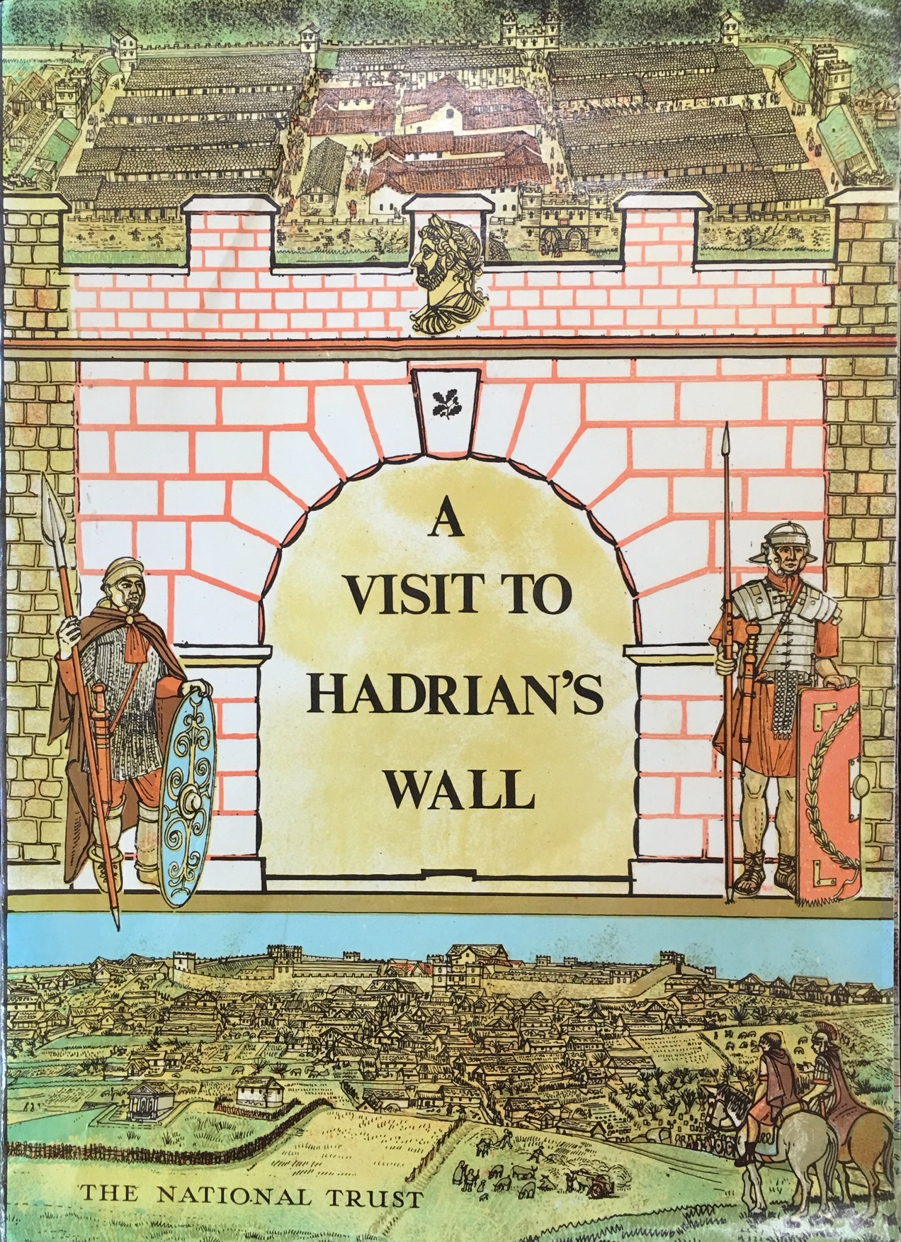 Image for A Visit to Hadrian's Wall
