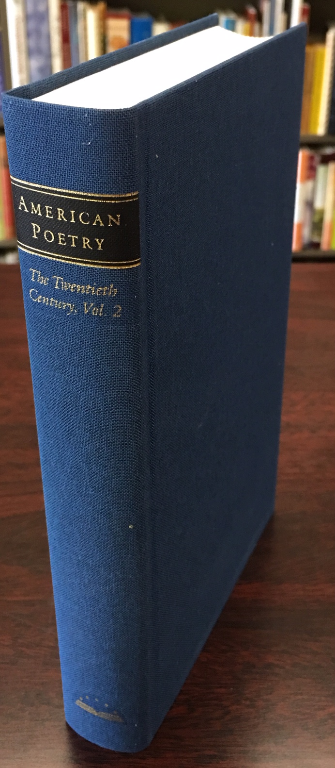 Image for American Poetry: The Twentieth Century, Volume 2: E.E. Cummings to May Swenson