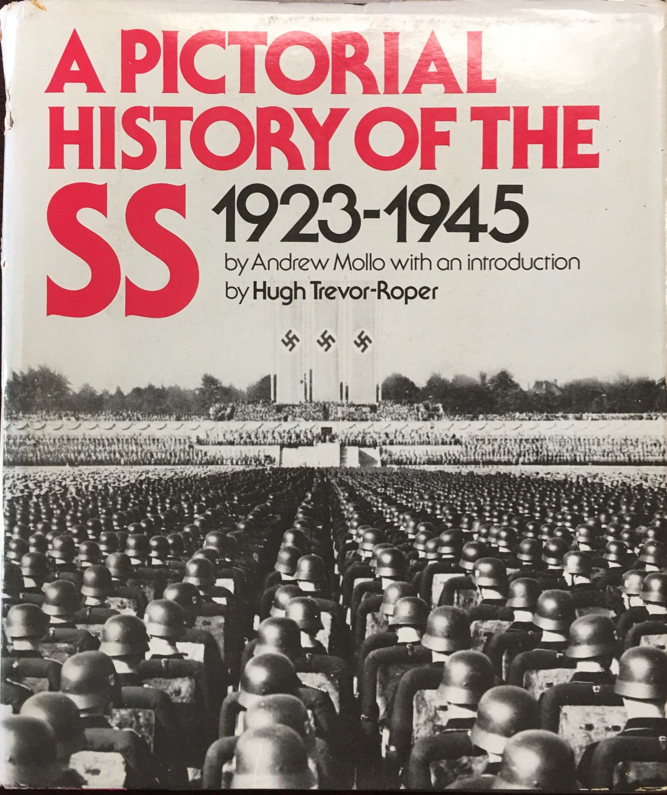 Image for A Pictorial History of the SS: 1923-1945