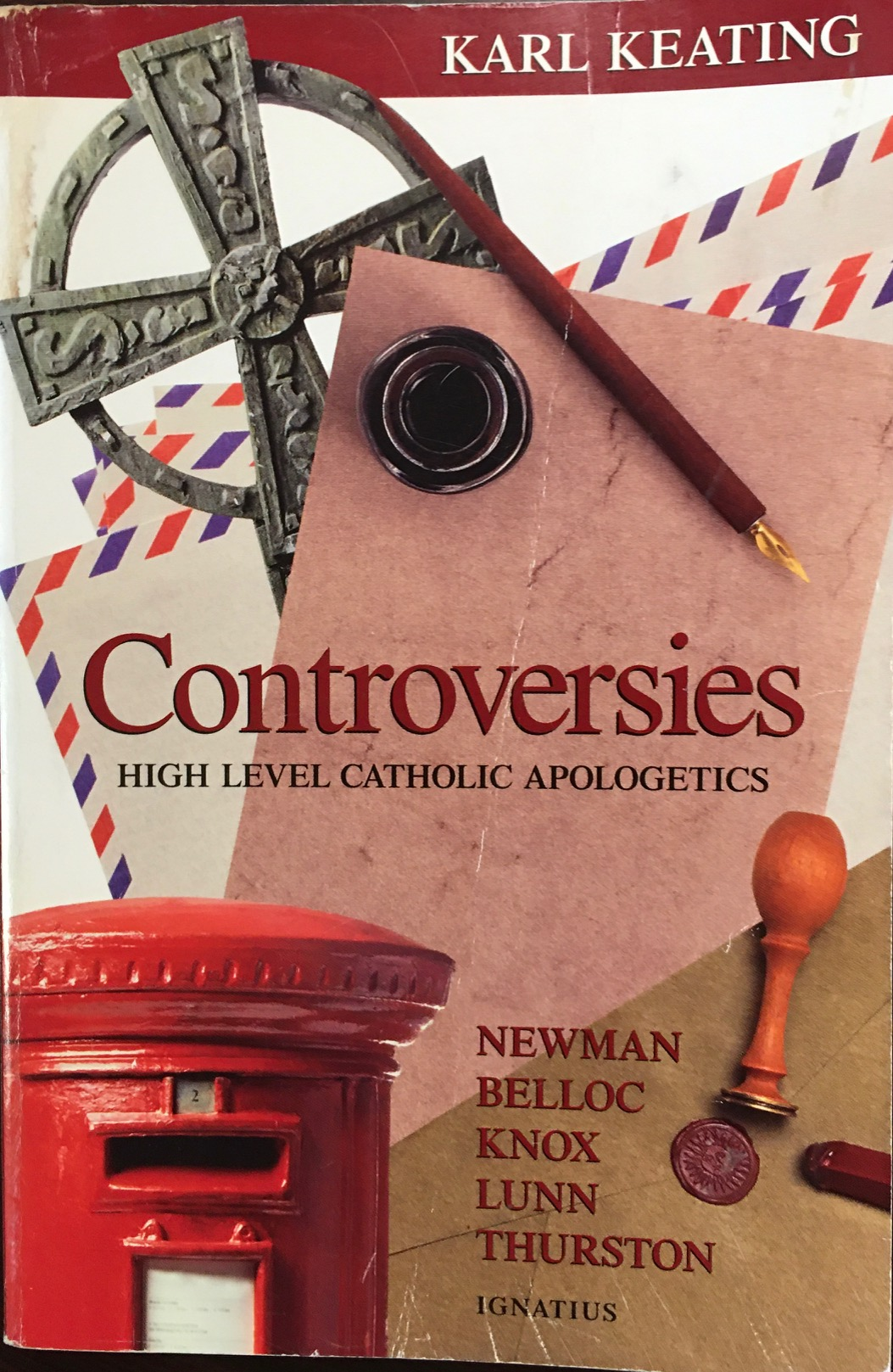 Image for Controversies: High-Level Catholic Apologetics