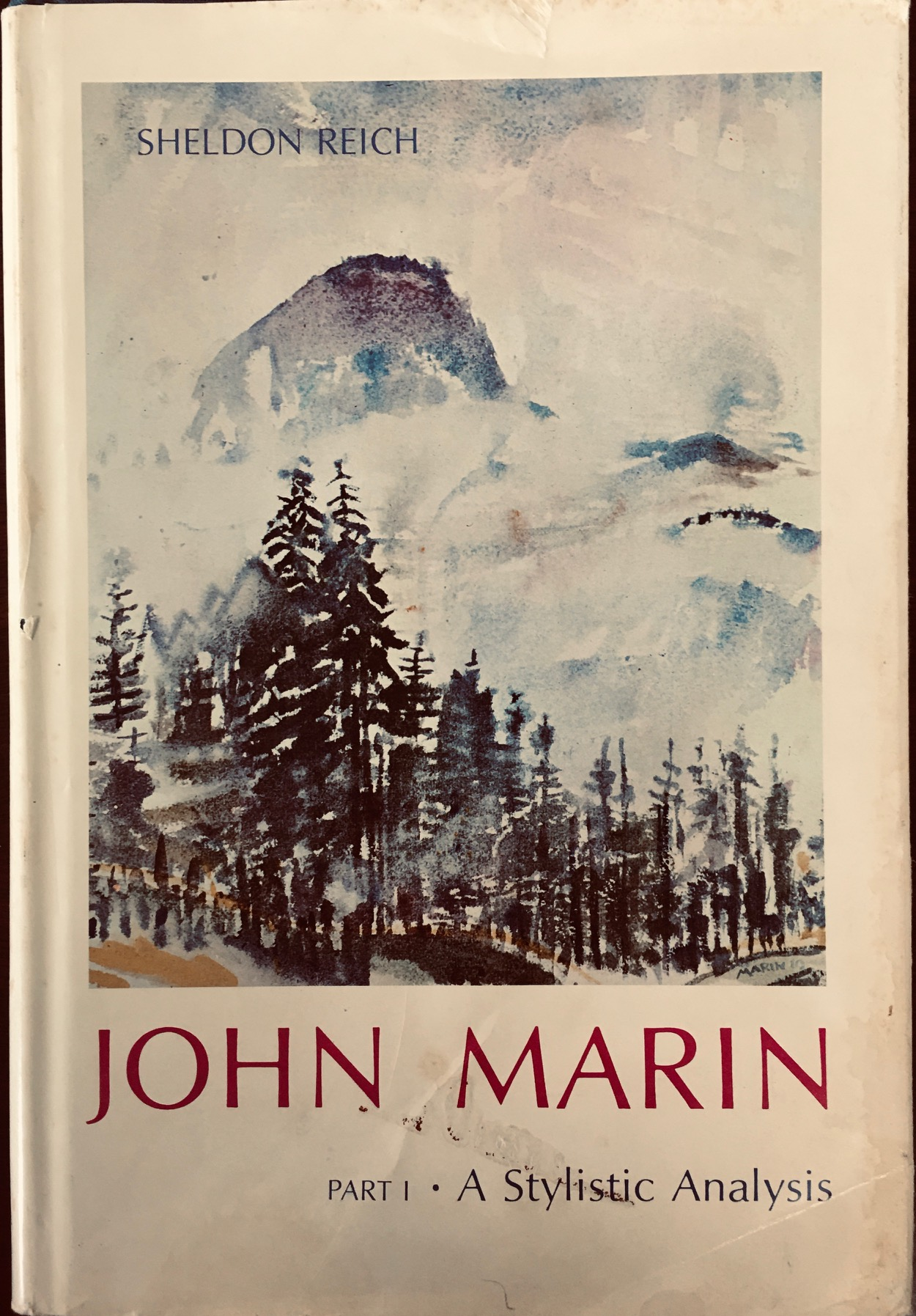 Image for John Marin: Part 1: A Stylistic Analysis