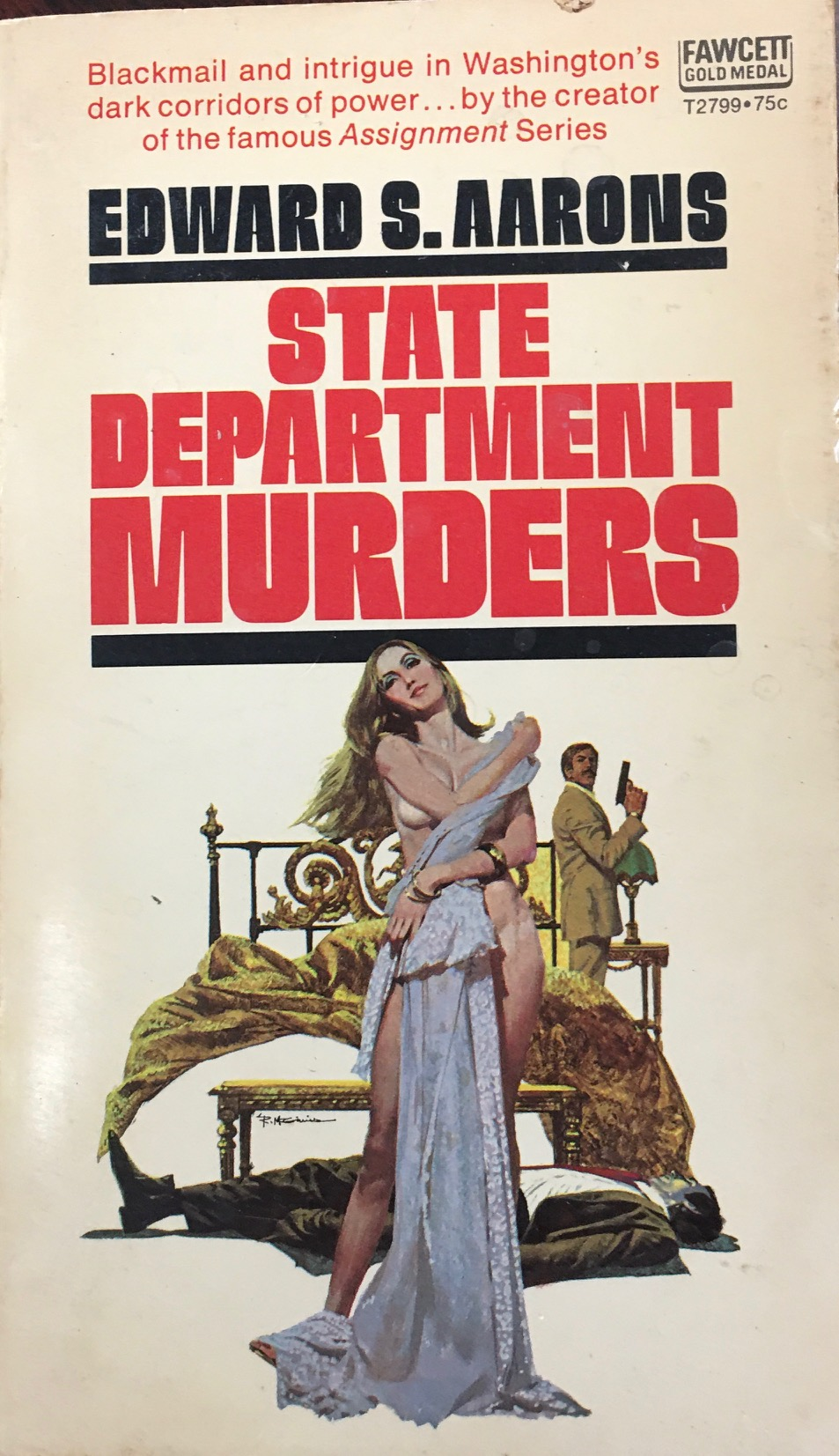 Image for State Department Murders