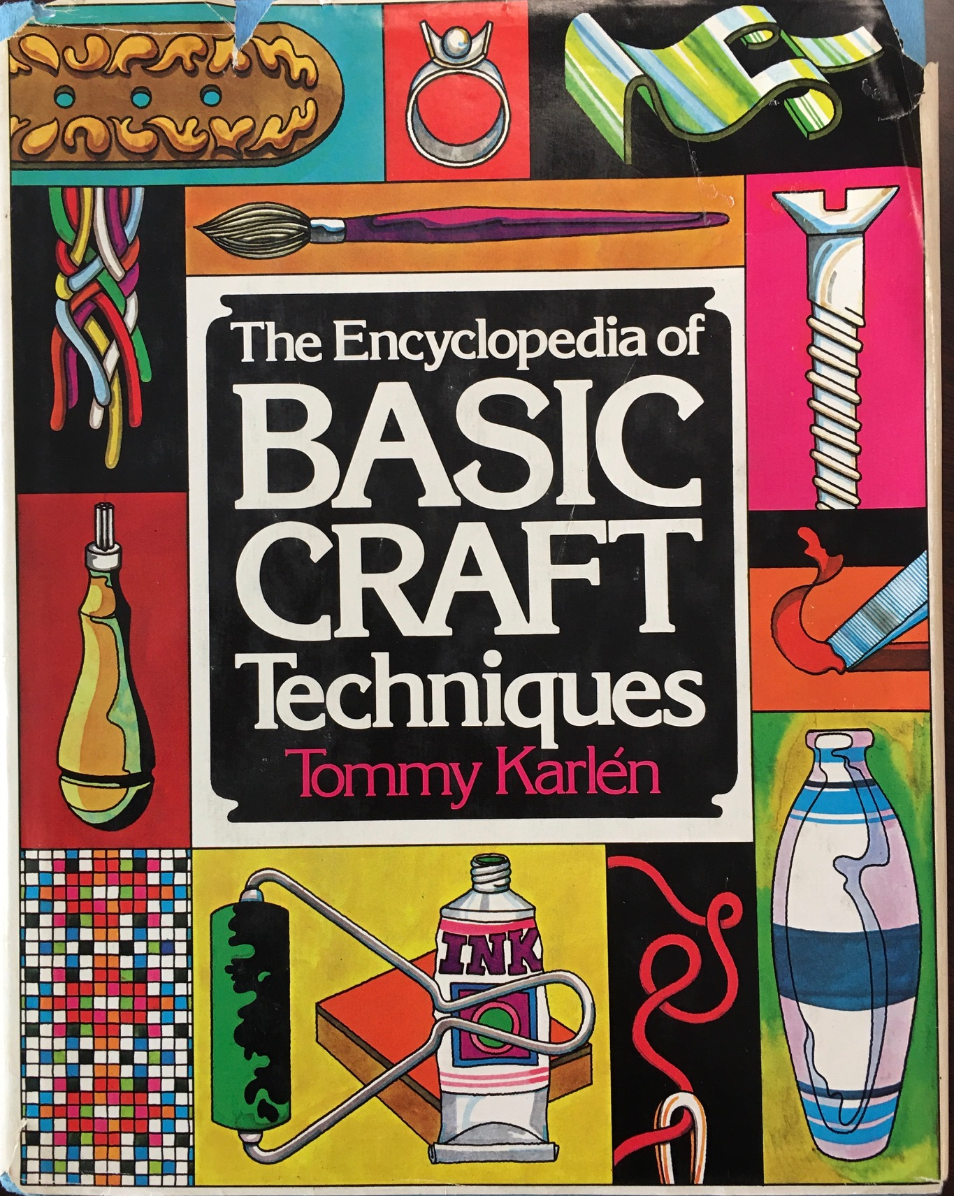 Image for Basic Craft Techniques