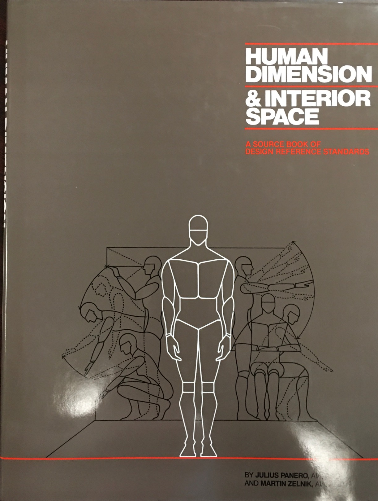 Image for Human Dimension & Interior Space: A Source Book of Design Reference Standards