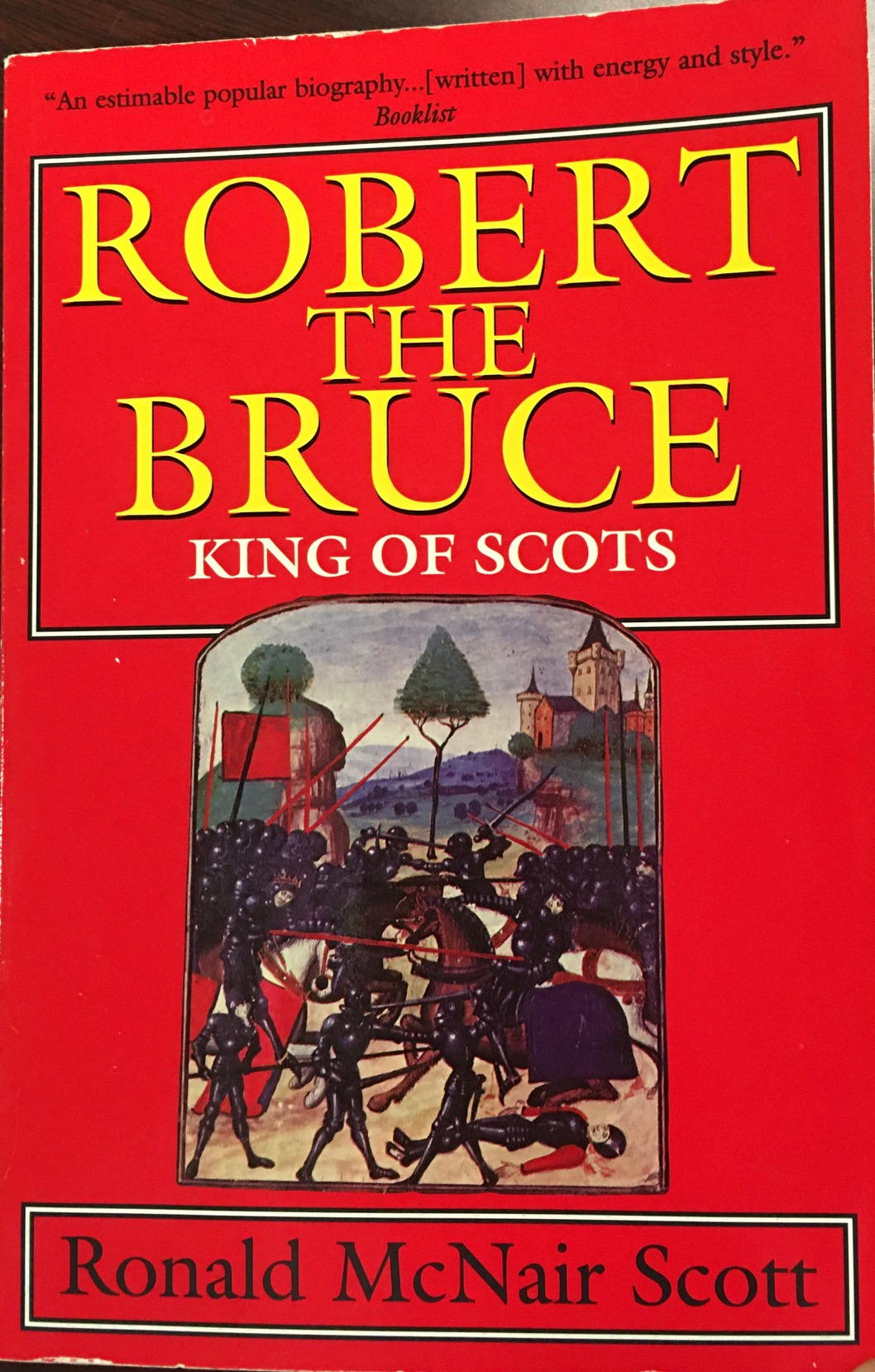 Image for Robert the Bruce: King of Scots