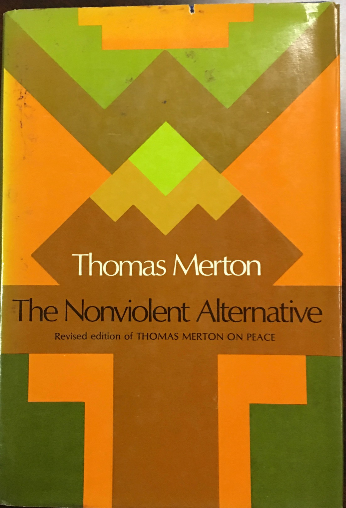 Image for The Nonviolent Alternative - Revised Edition of Thomas Merton On Peace