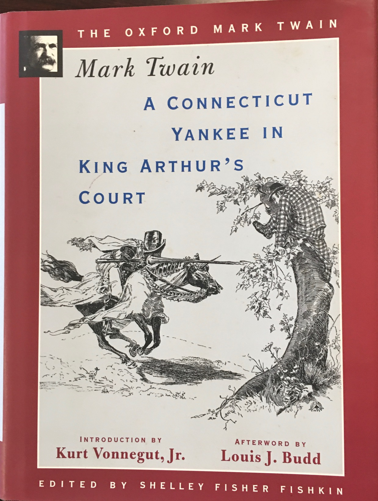 Image for A Connecticut Yankee in King Arthur's Court (The Oxford Mark Twain)