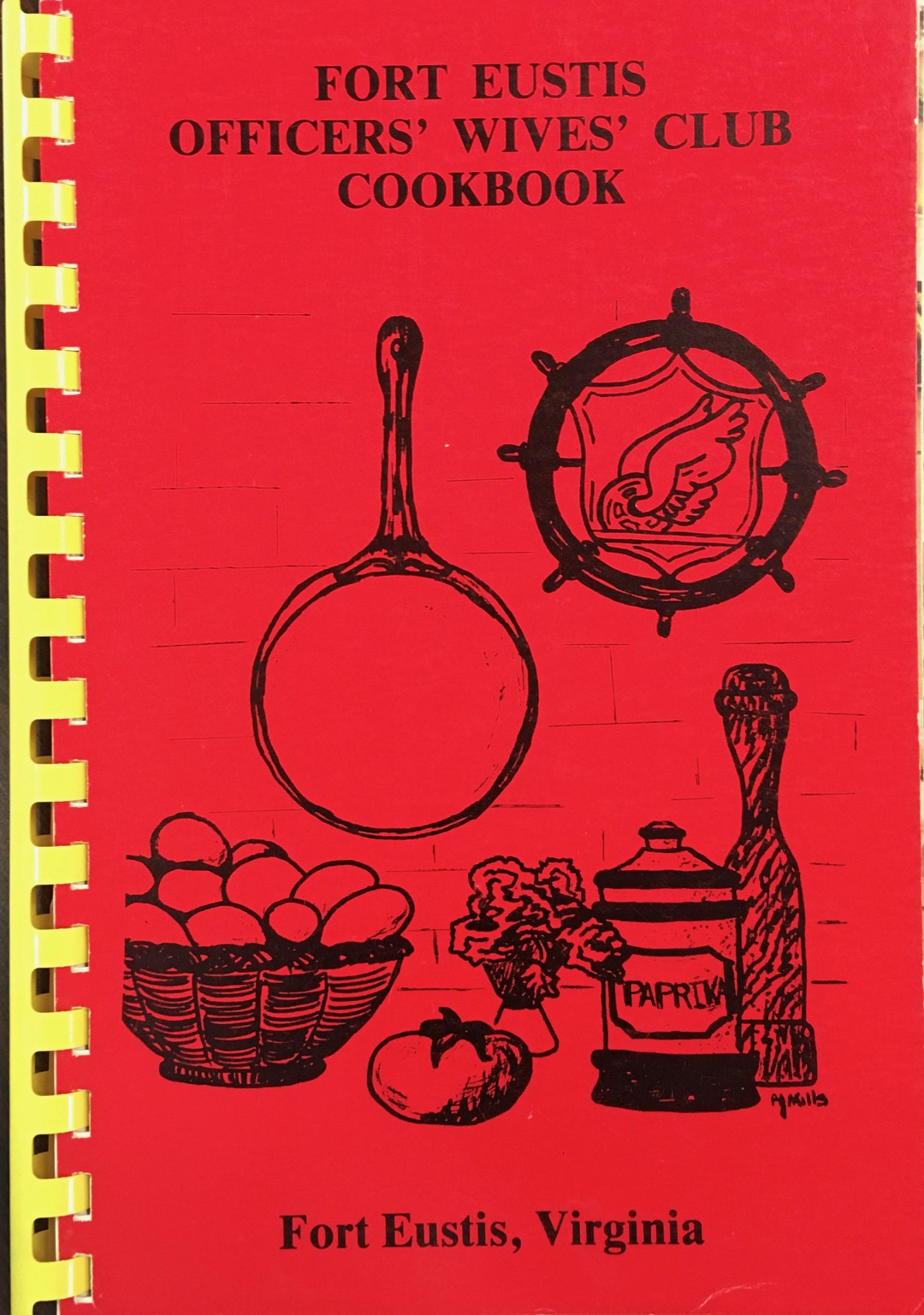 Image for Fort Eustis Officers' Wives' Club Cookbook