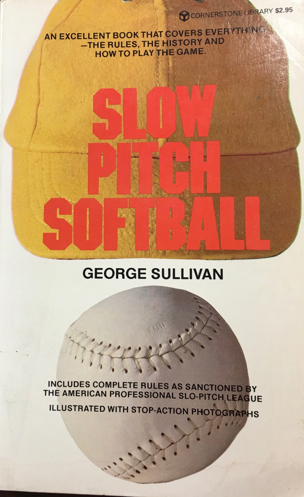 Image for Slow Pitch Softball