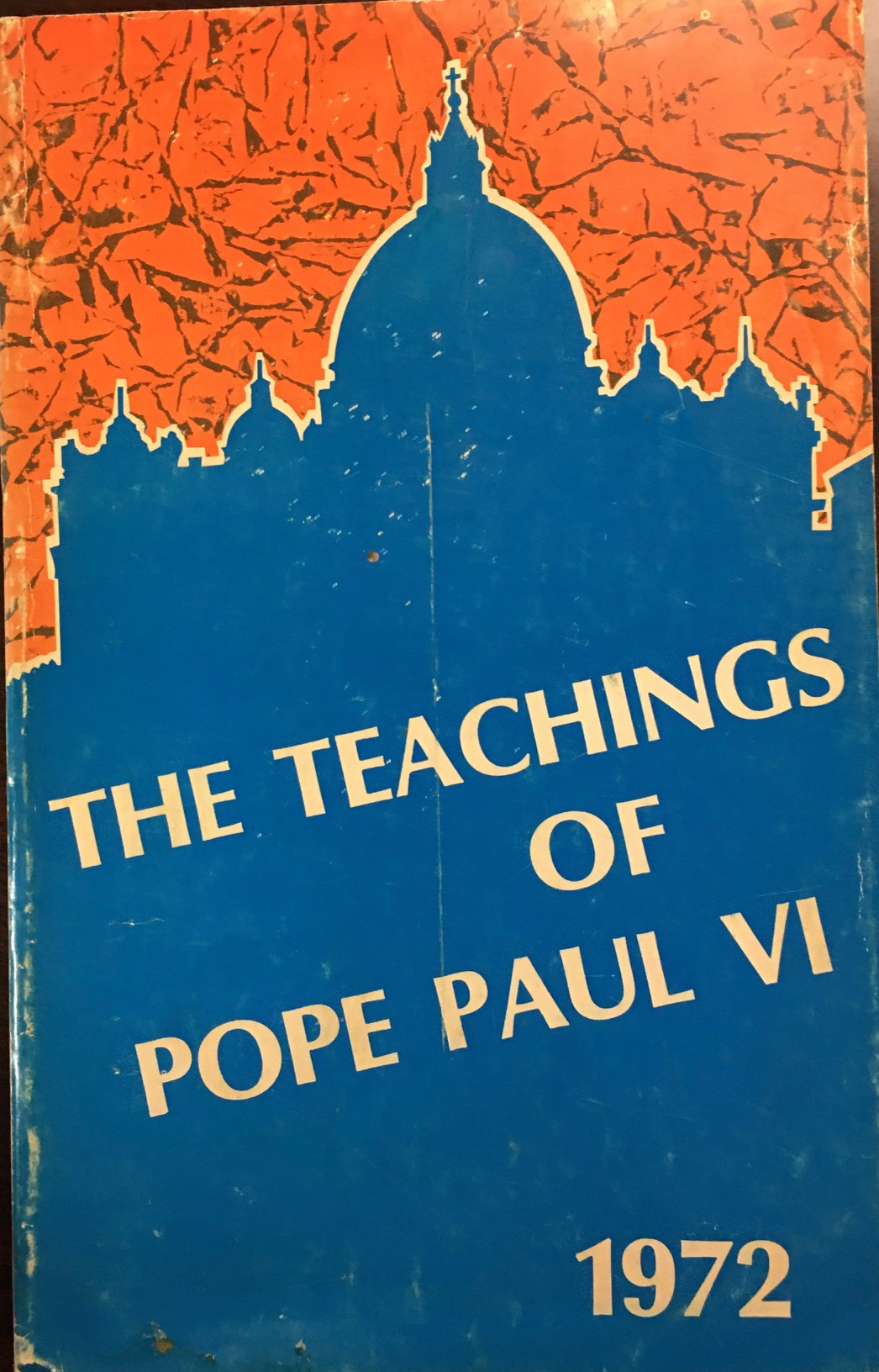 Image for The Teaching of Pope Paul VI