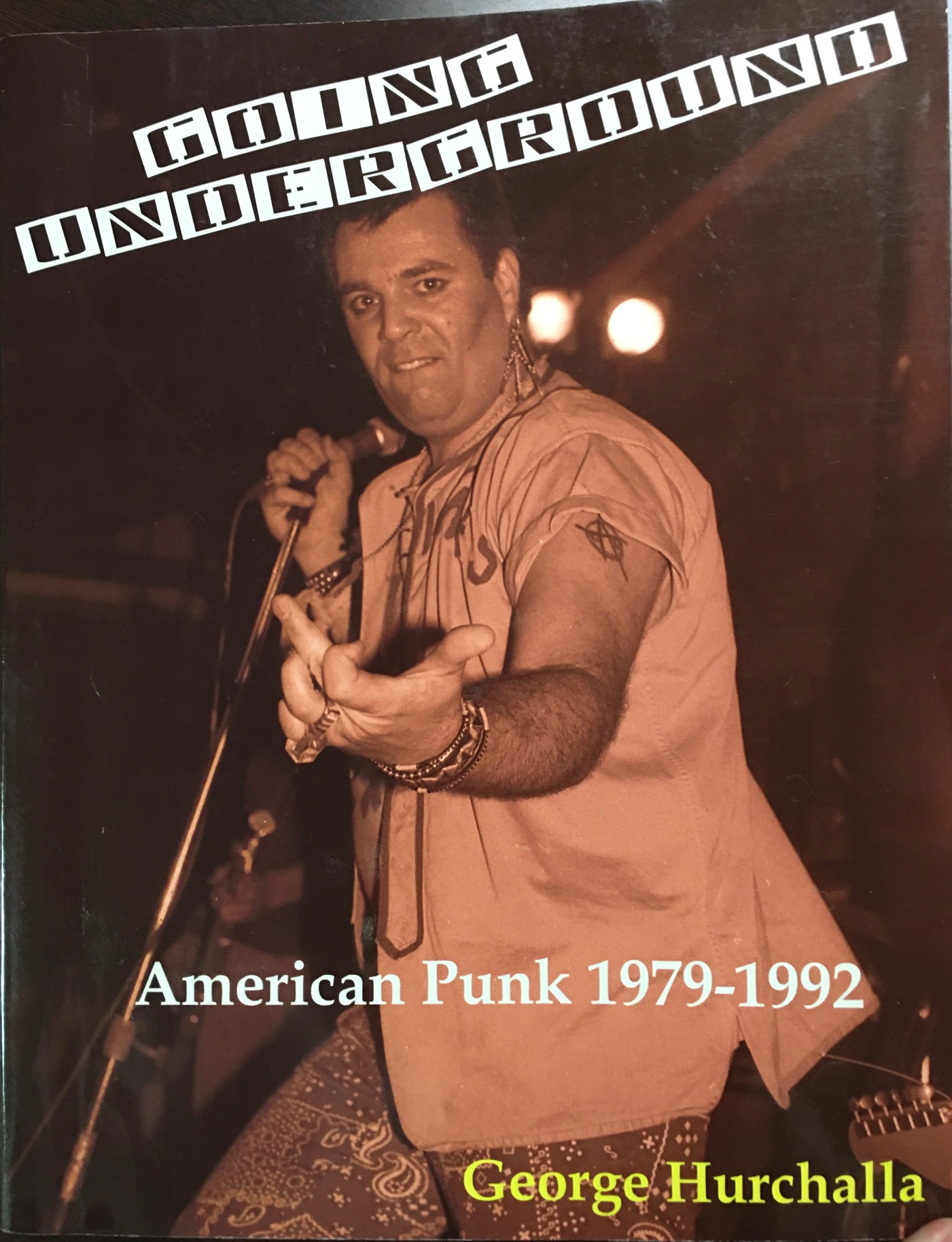 Image for Going Underground: American Punk 1979-1992