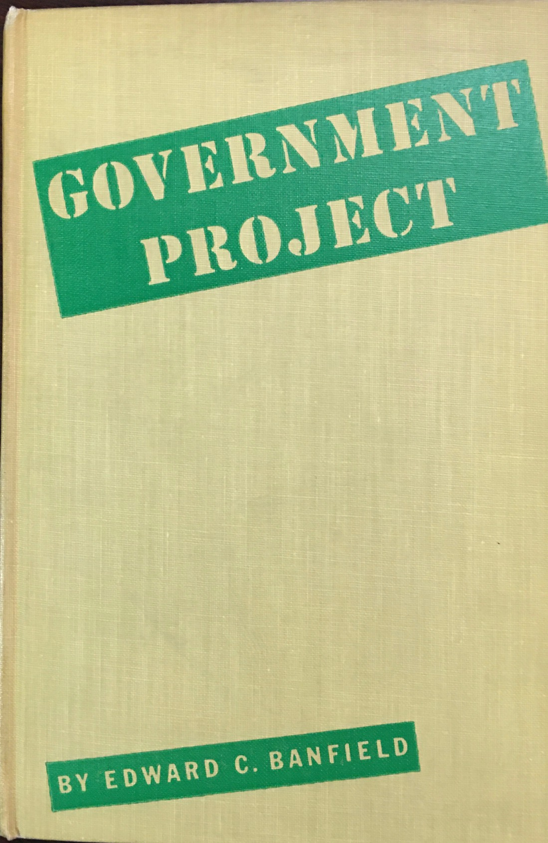 Image for Government Project