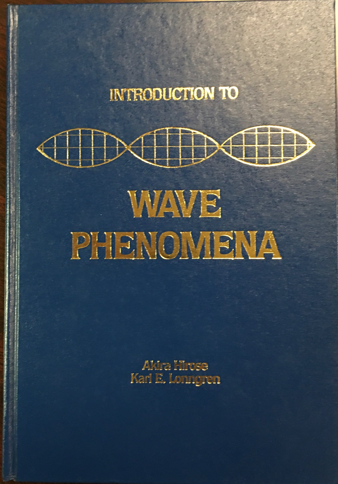 Image for Introduction to Wave Phenomena