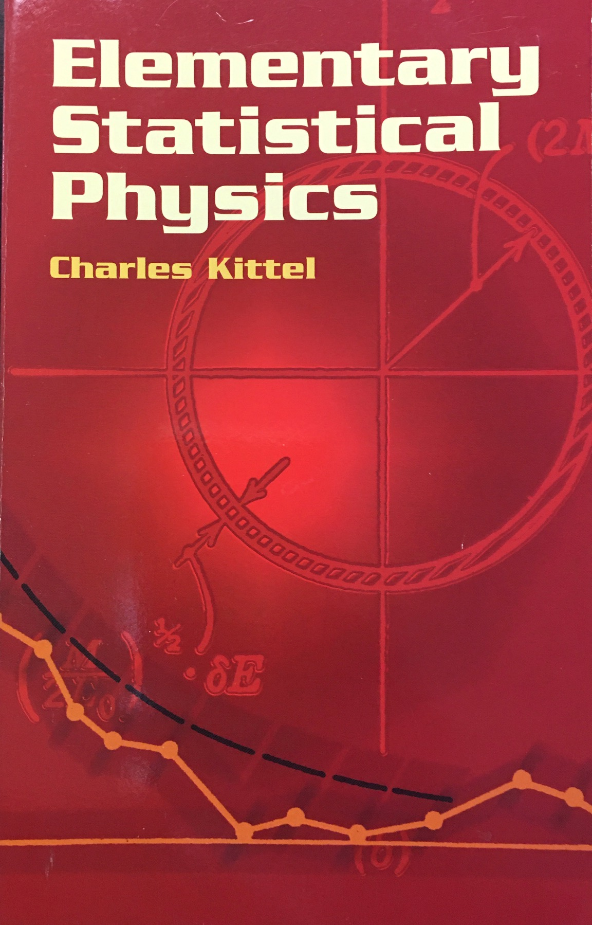 Image for Elementary Statistical Physics (Dover Books on Physics)