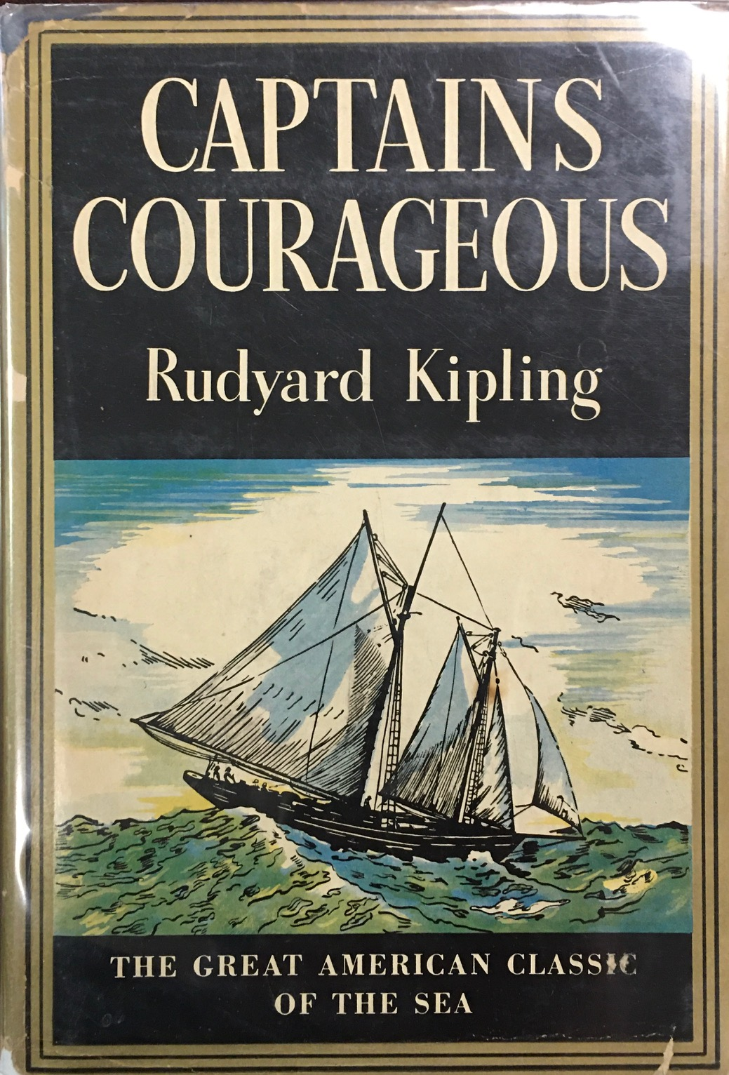 Image for Captain Courageous