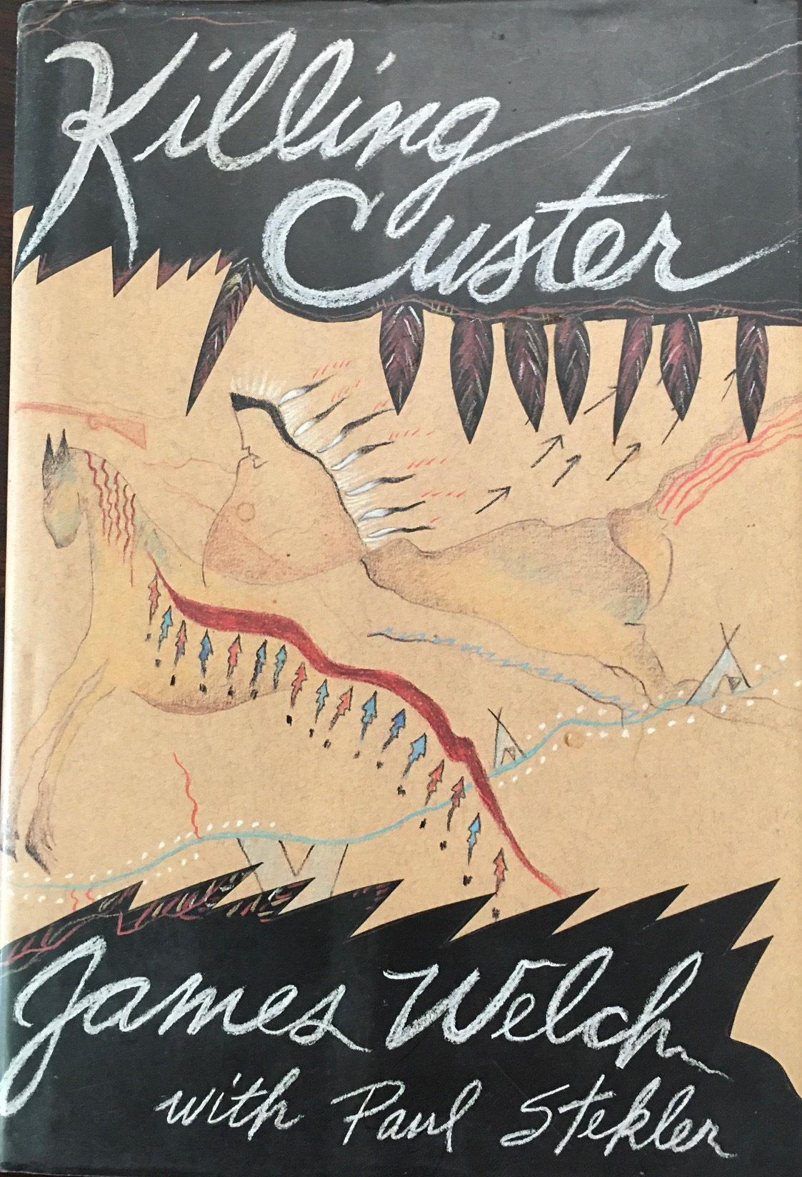Image for Killing Custer: The Battle of the Little Bighorn and the Fate of the Plains Indians
