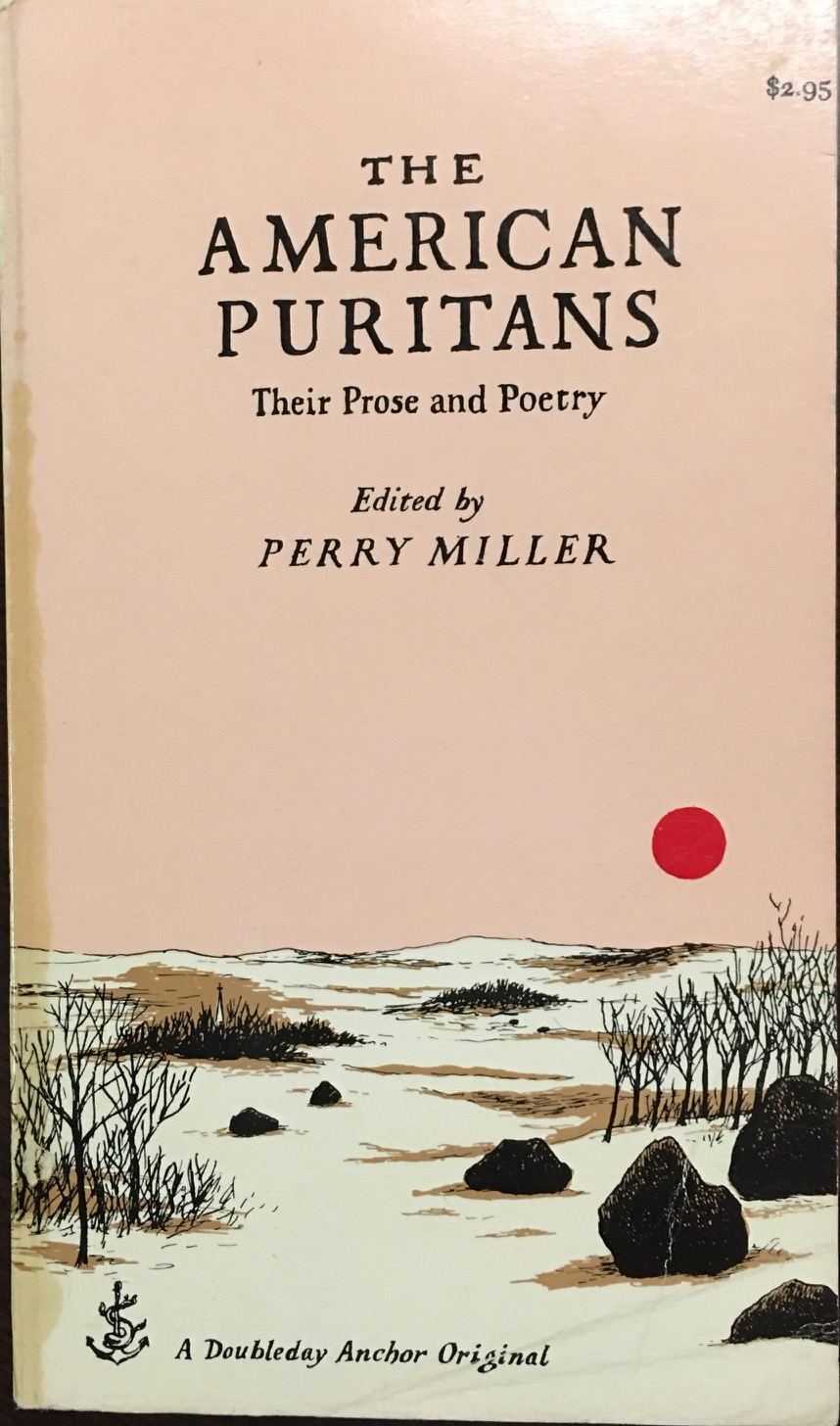 Image for The American Puritans - Their Prose and Poetry