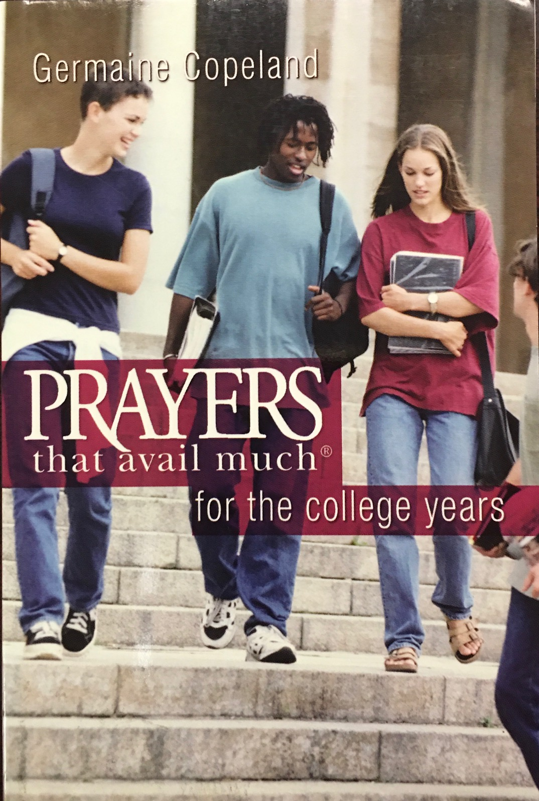 Image for Prayers That Avail Much for the College Years