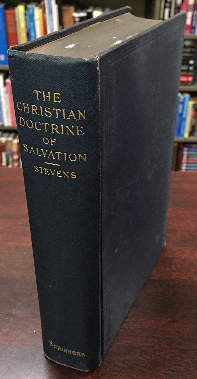 Image for The Christian Doctrine of Salvation (The International Theological Library)