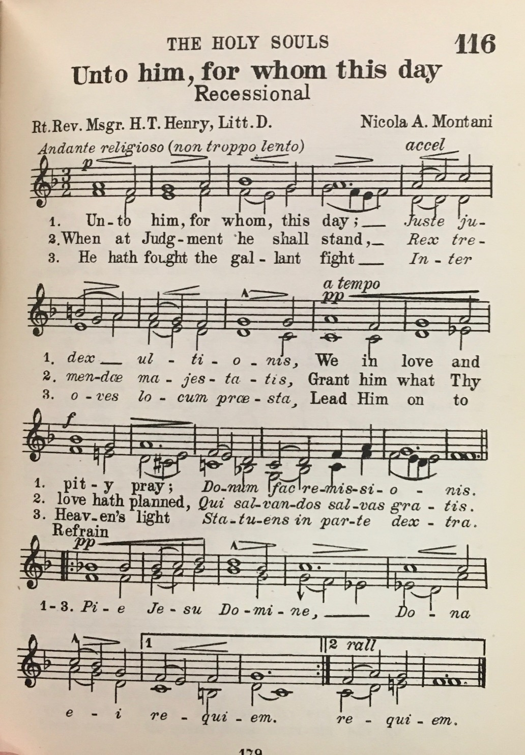 Image for The St. Gregory Hymnal and Catholic Choir Book (Melody Edition)