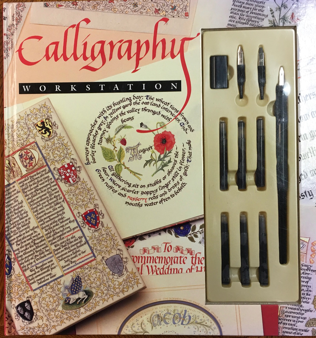 Image for Calligraphy Workstation