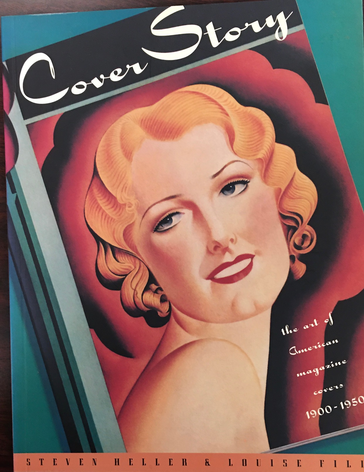 Image for Cover Story: The art of American magazine covers 1900-1950