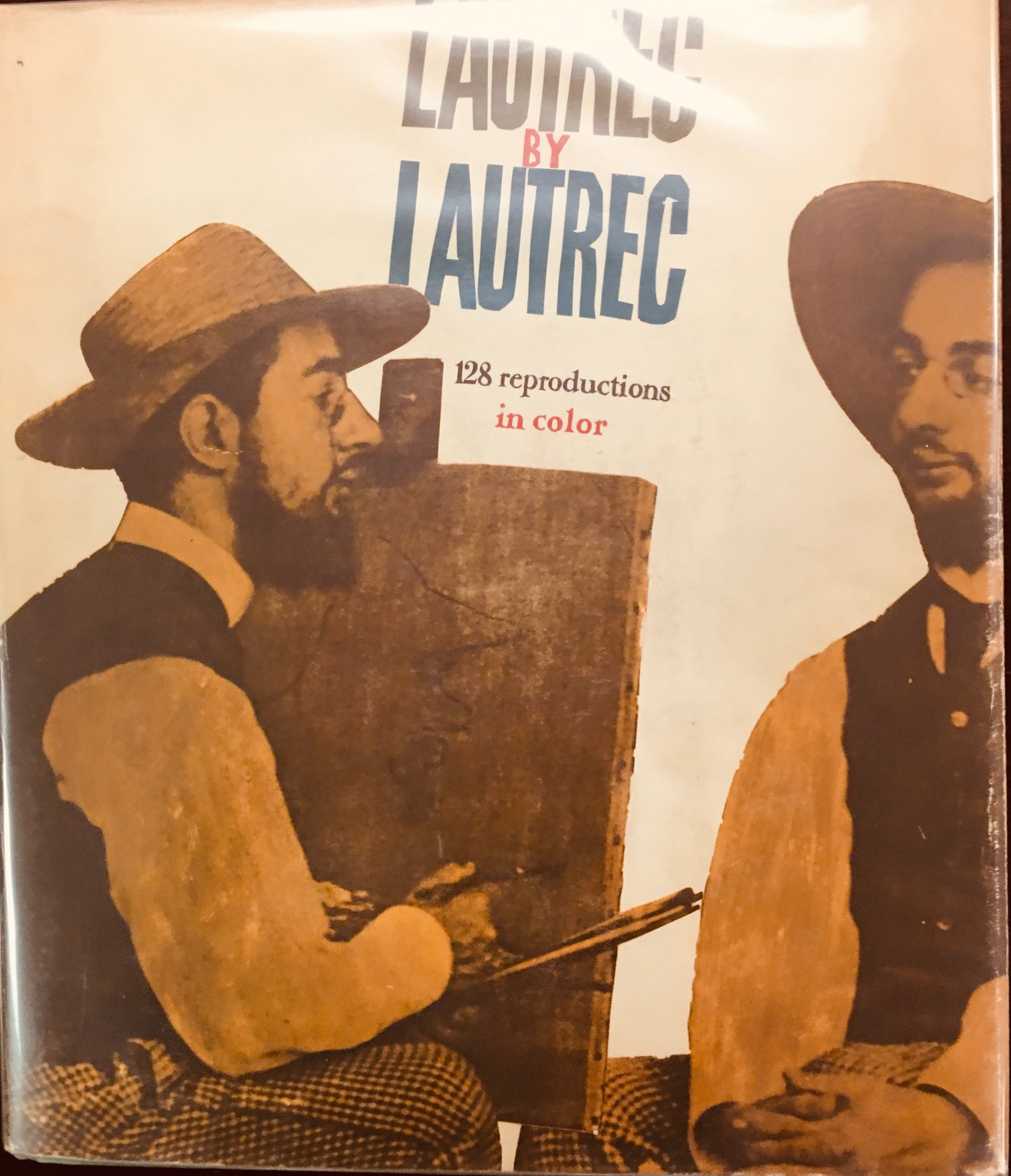 Image for Lautrec by Lautrec (A Studio Book)