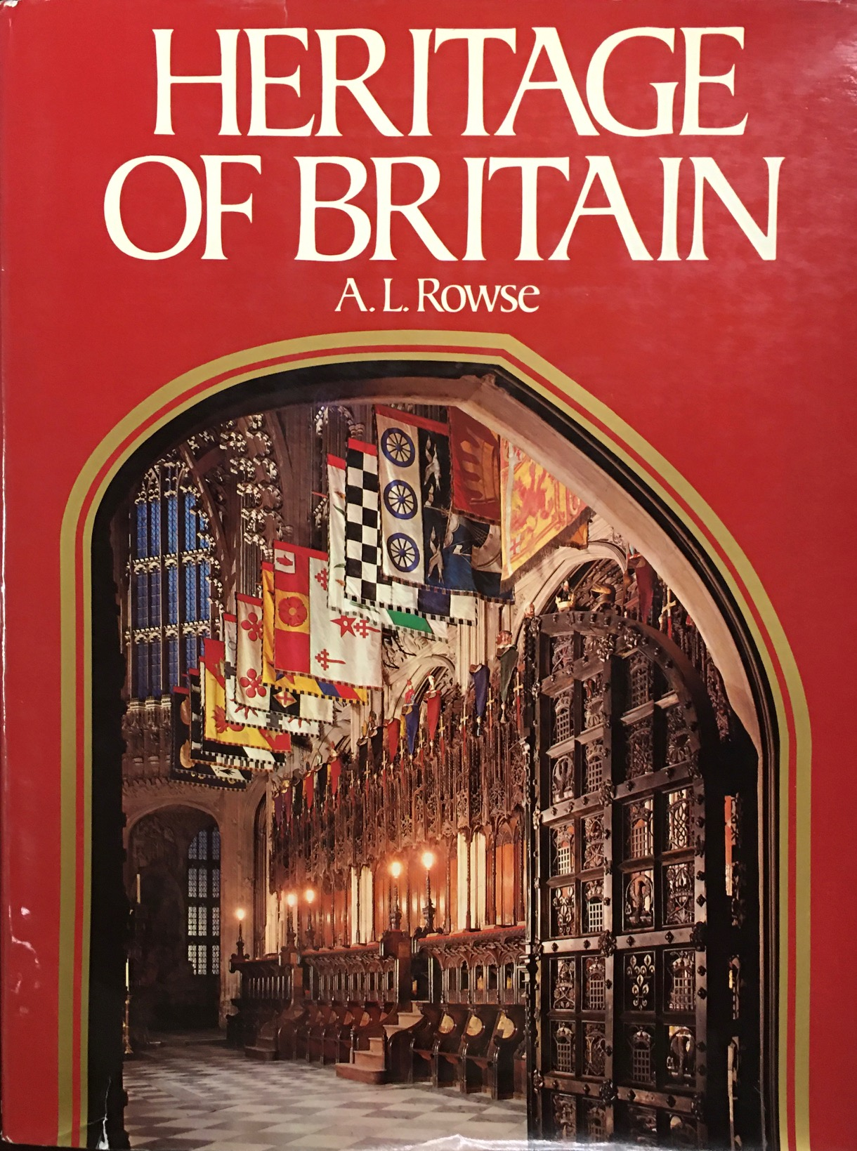 Image for Heritage of Britain