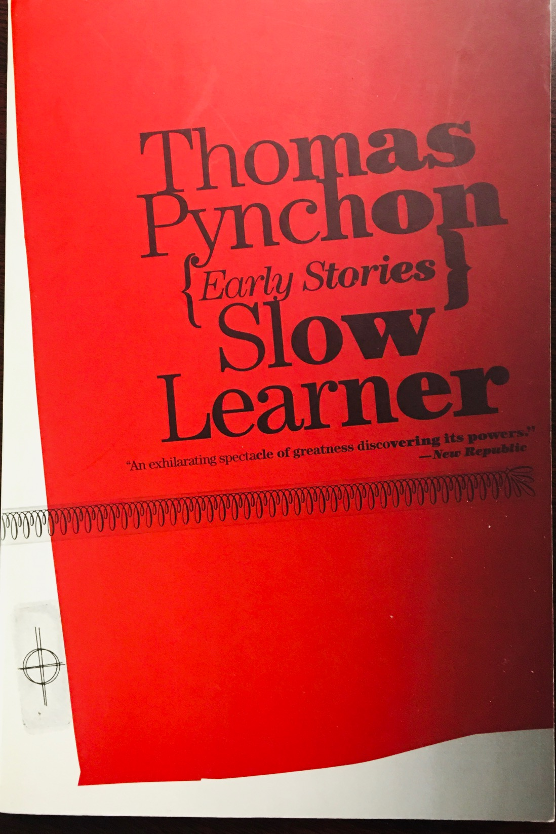 Image for Slow Learner: Early Stories