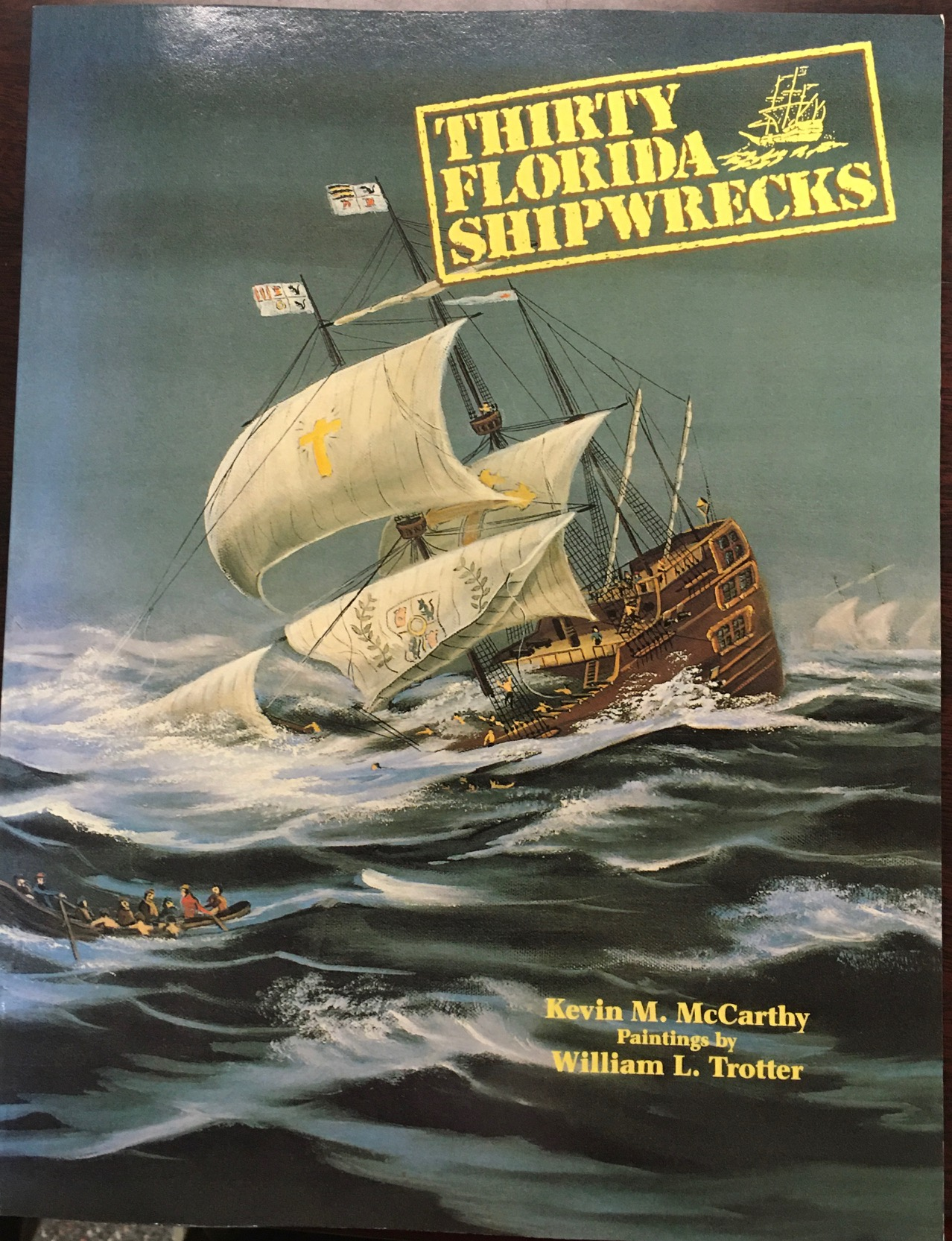 Image for Thirty Florida Shipwrecks
