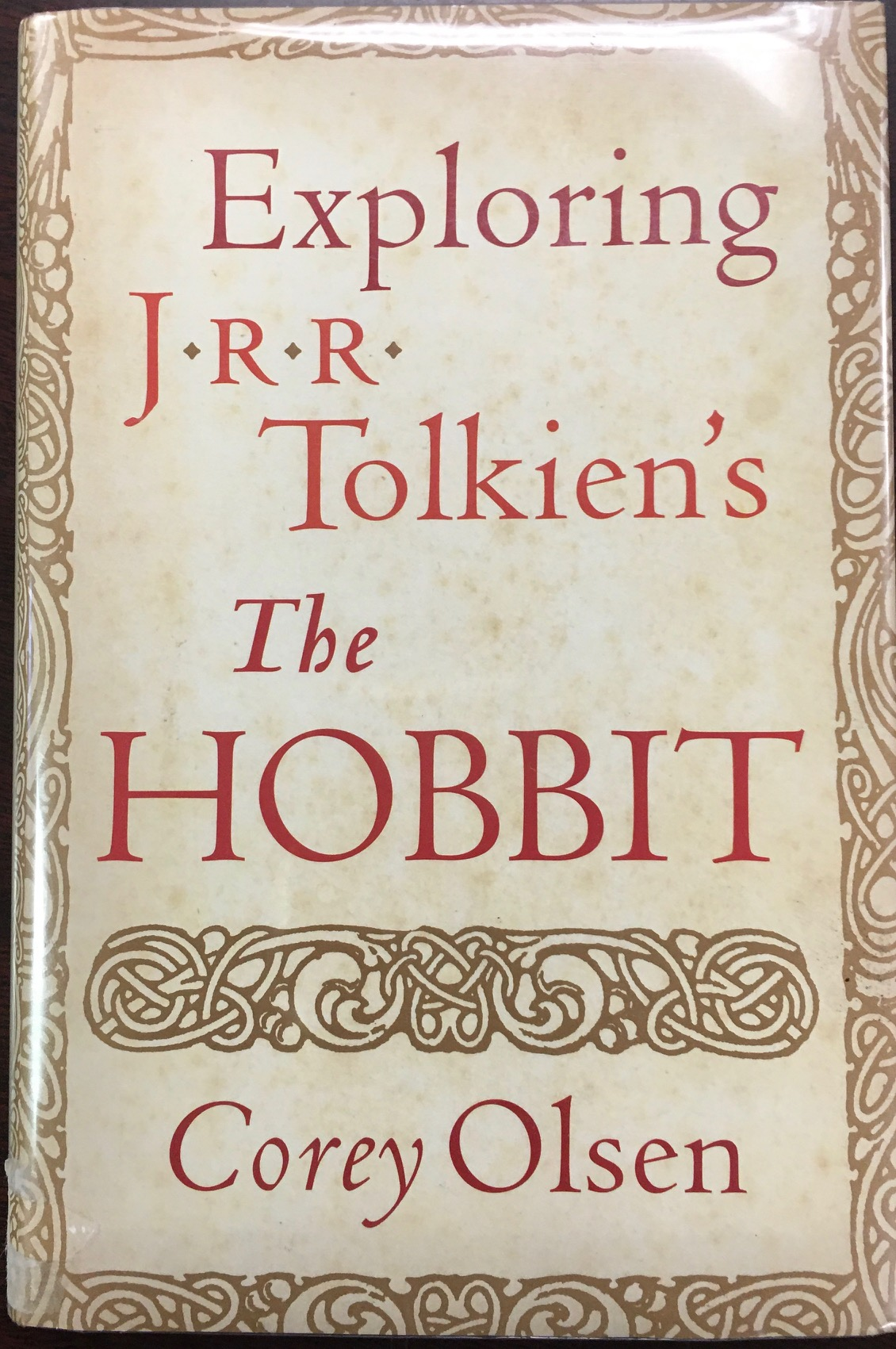 Image for Exploring J.R.R. Tolkien's 'The Hobbit'