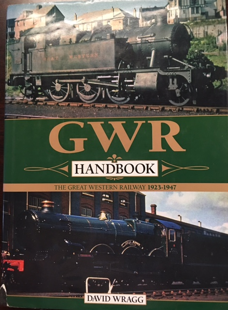 Image for GWR Handbook: The Great Western Railway 1923-47