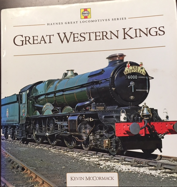 Image for Great Western 'Kings' (Haynes Great Locomotives)