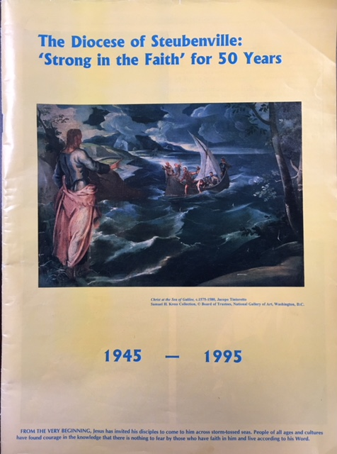 Image for The Diocese of Steubenville 'Strong in Faith' for 50 Years (1945-1995)