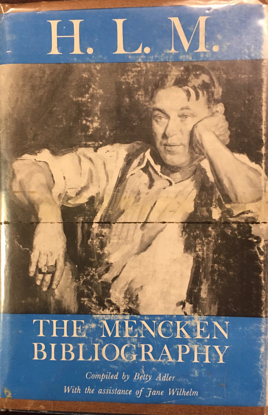 Image for H.L.M.: The Mencken Bibliography