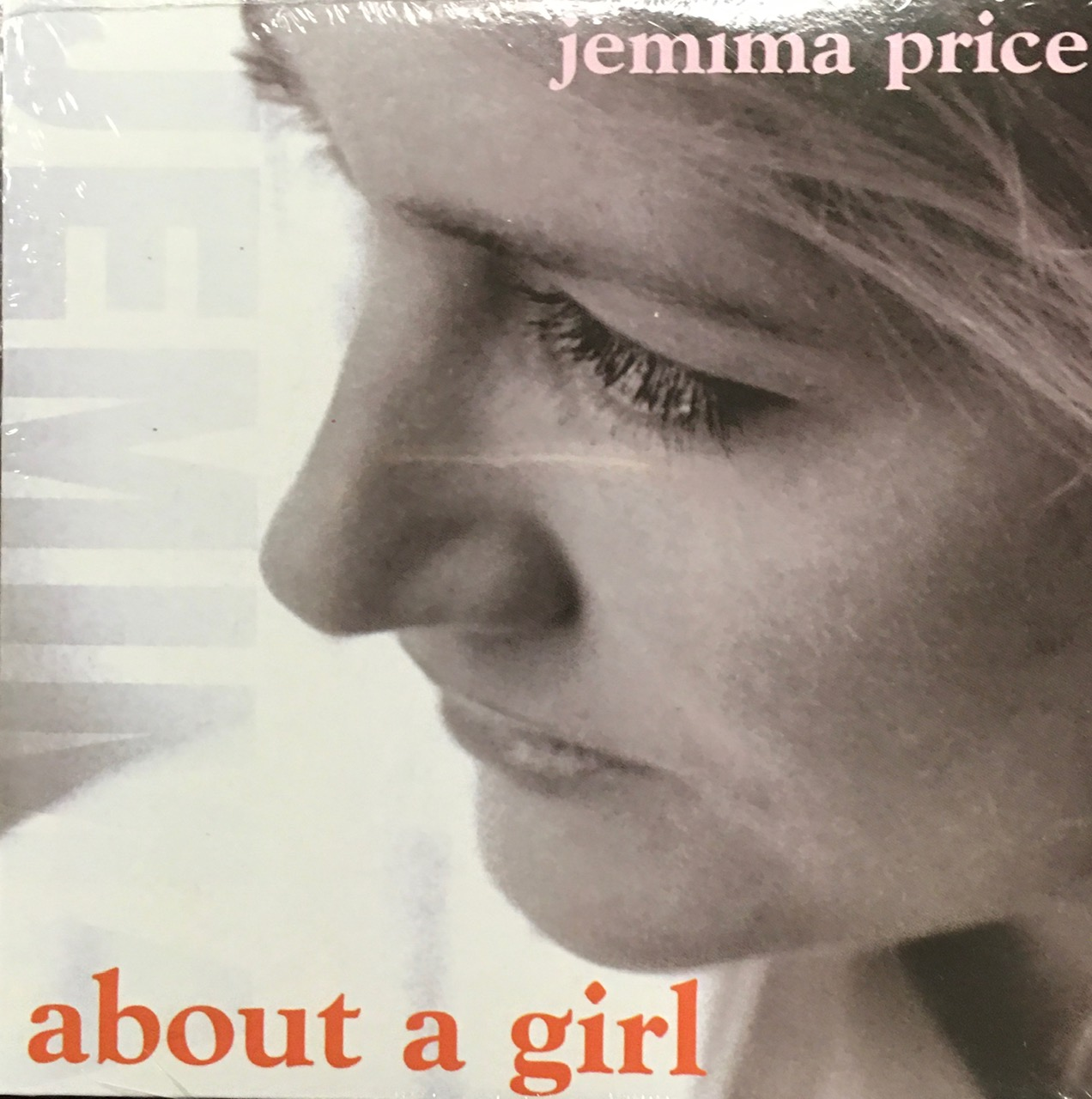 Image for About a Girl: Poems and Songs (Includes CD)