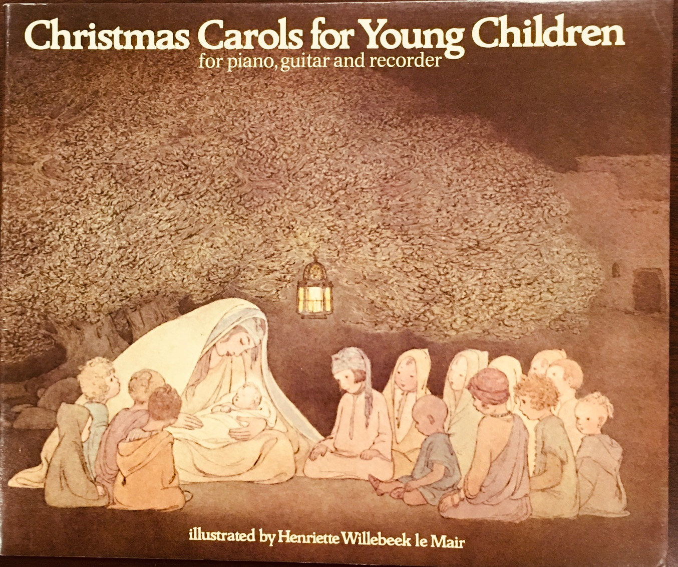 Image for Christmas Carols for Young Children: For piano, guitar and recorder