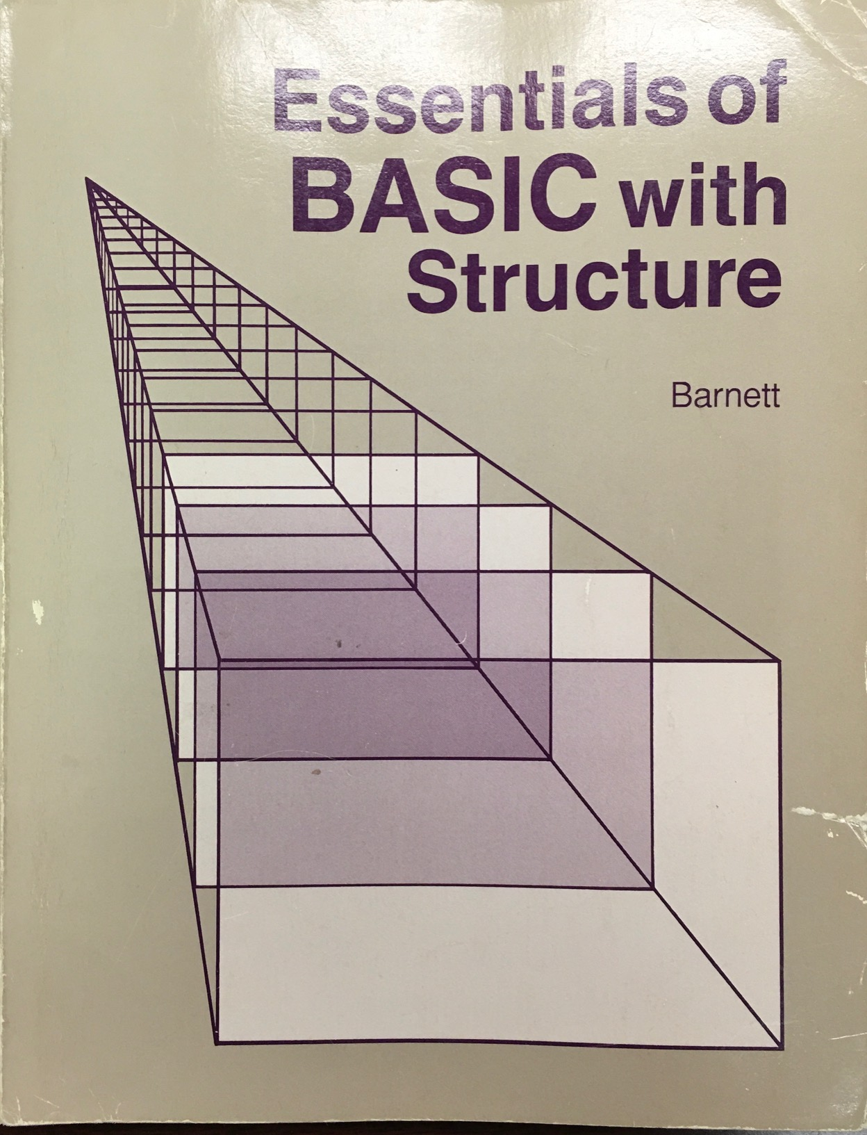 Image for Essentials of Basic With Structure