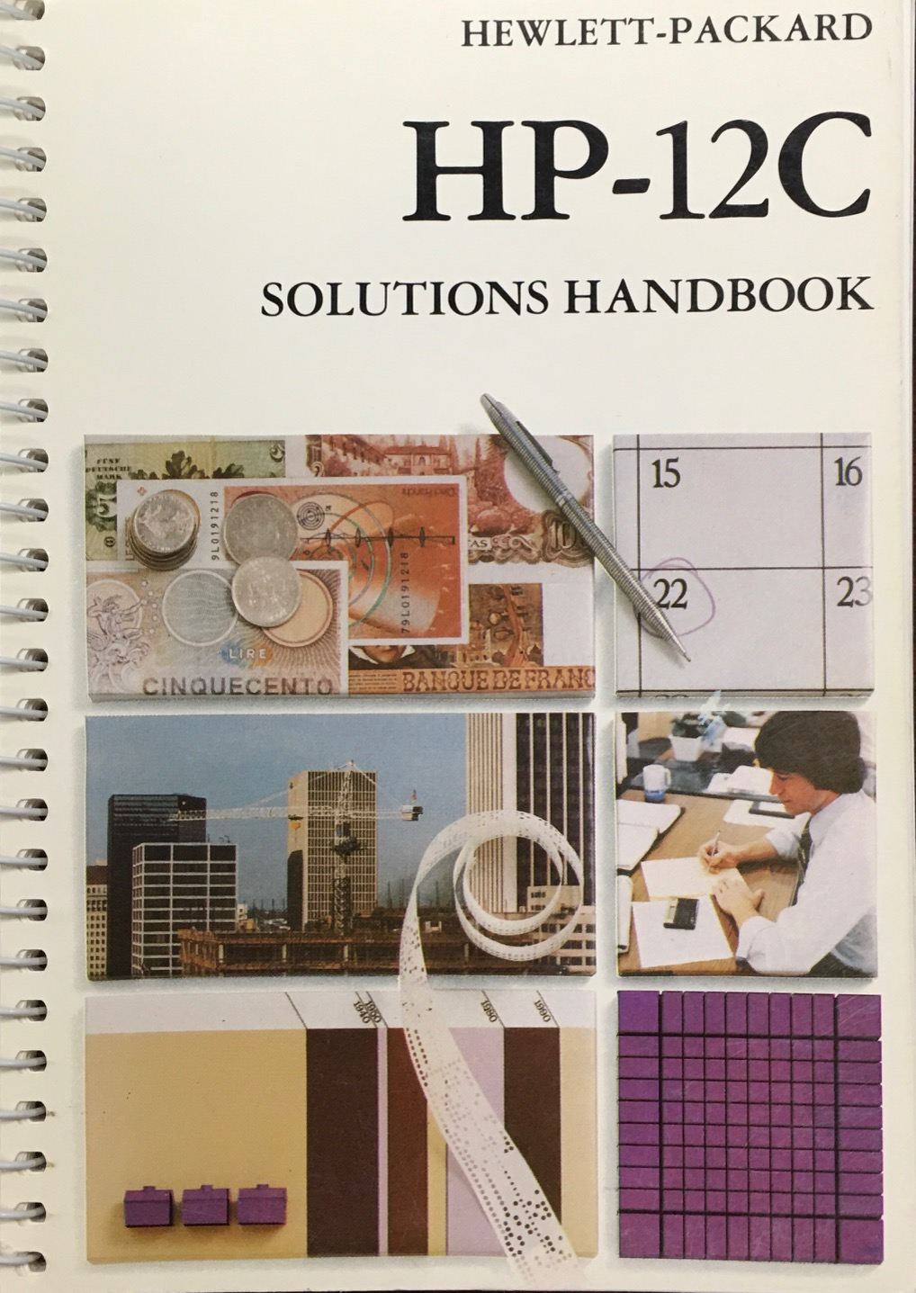 Image for Hewlett-Packard HP-12C Solutions Handbook