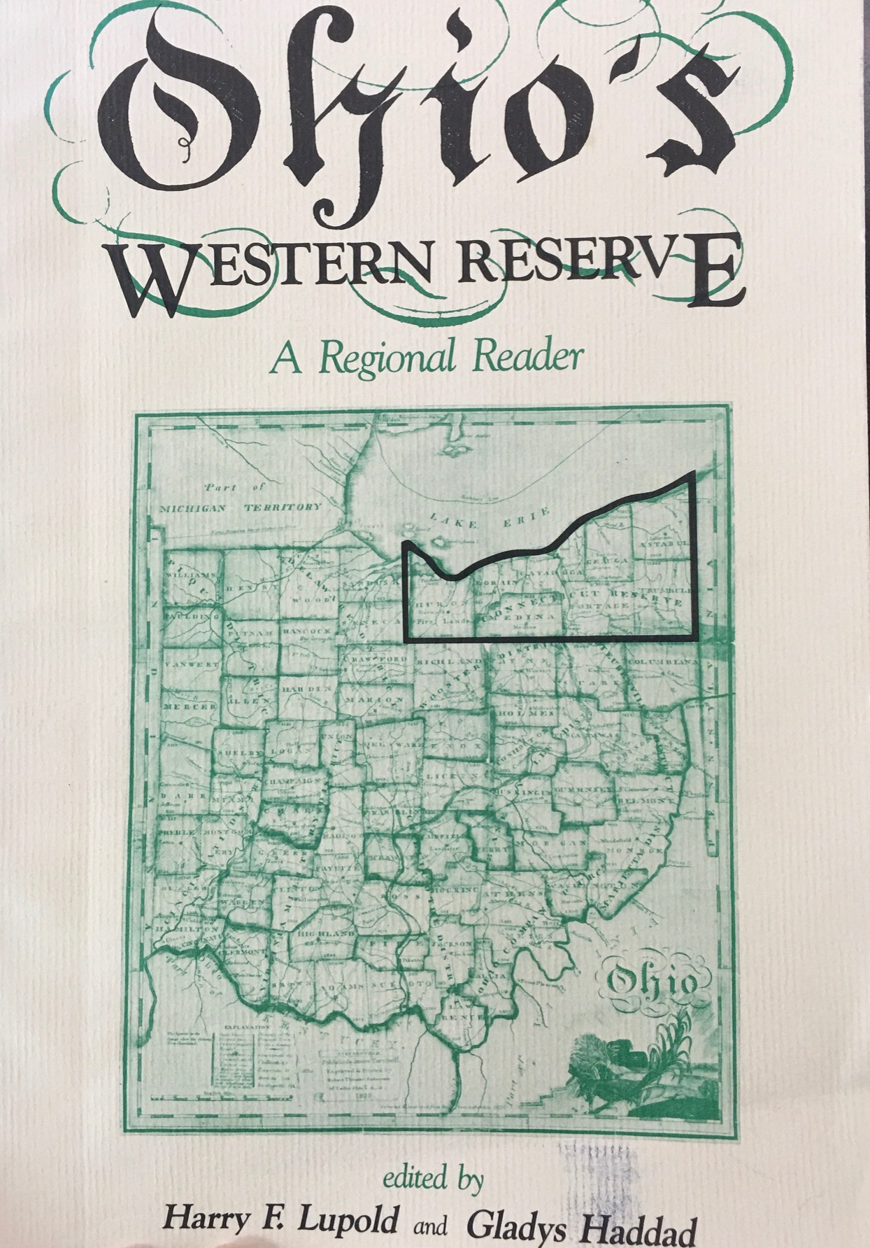 Image for Ohio's Western Reserve: A Regional Reader