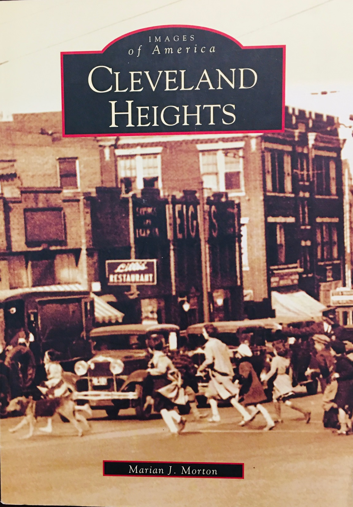 Image for Cleveland Heights (OH) (Images of America)