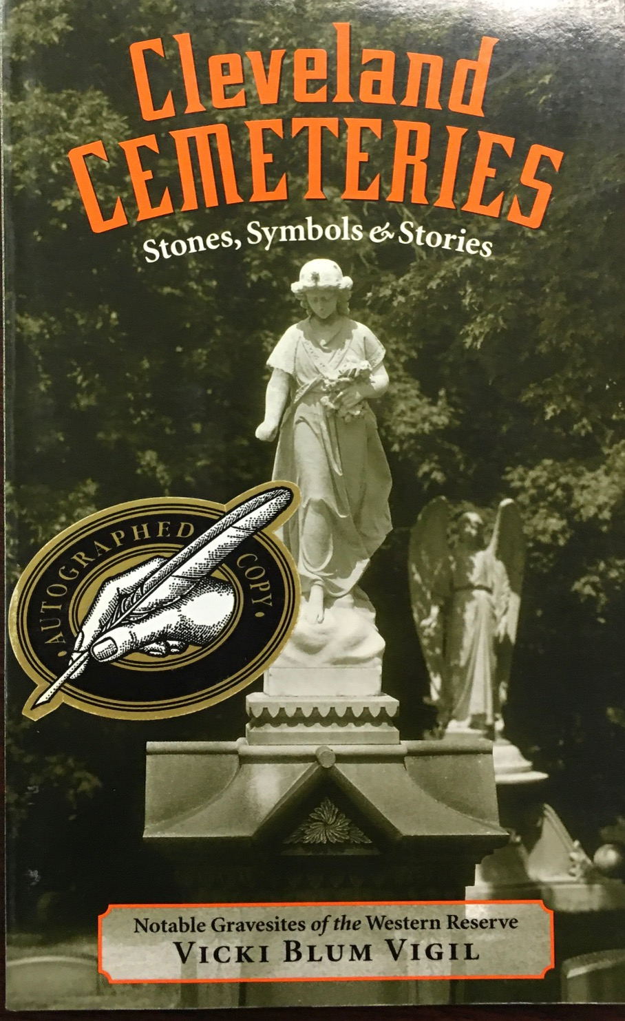 Image for Cleveland Cemeteries: Stone, Symbols & Stories (Ohio)