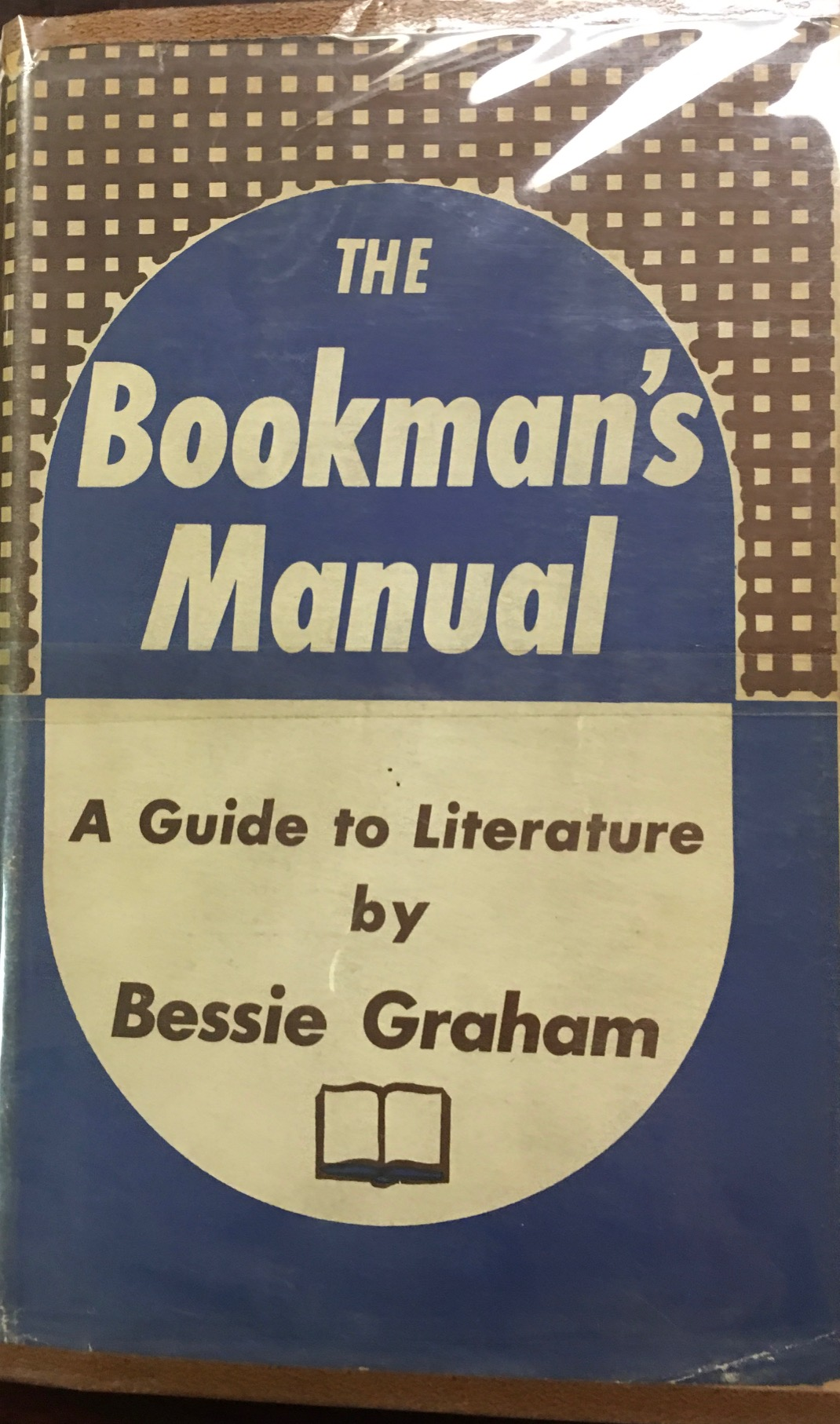Image for The Bookman's Manual: A Guide to Literature - 5th Edition, Revised and Enlarged