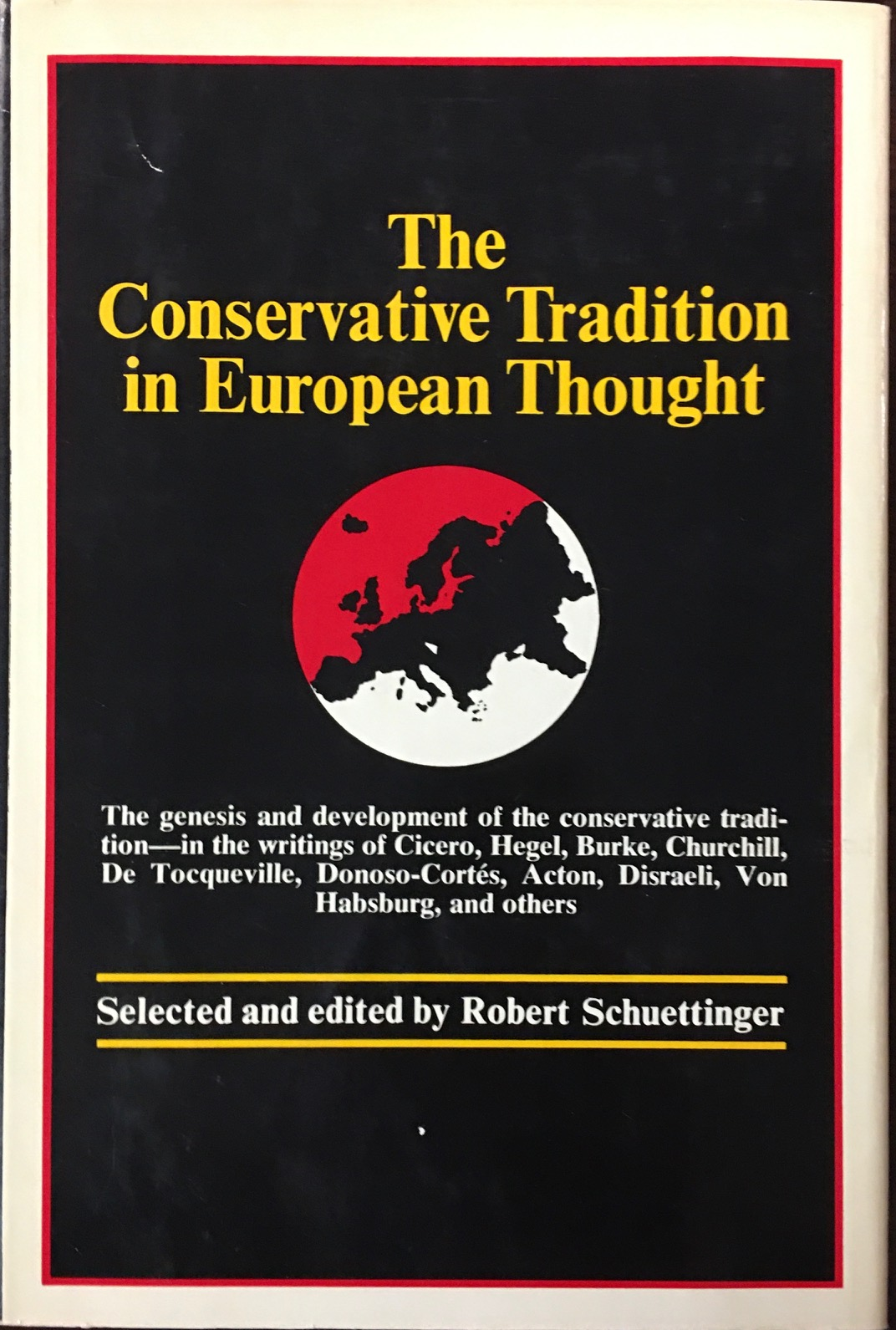 Image for The Conservative Tradition in European Thought