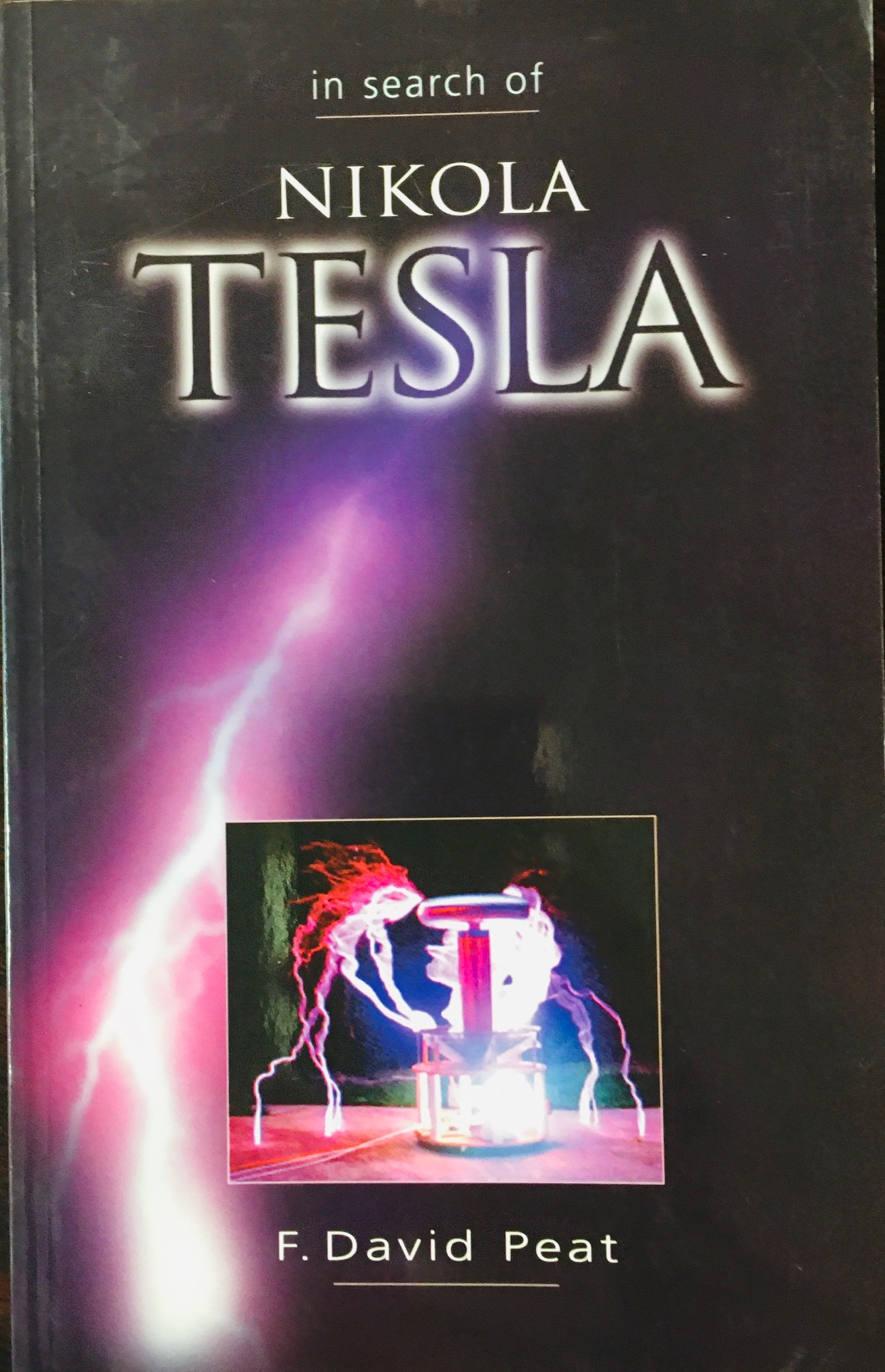 Image for In Search of Nikola Tesla
