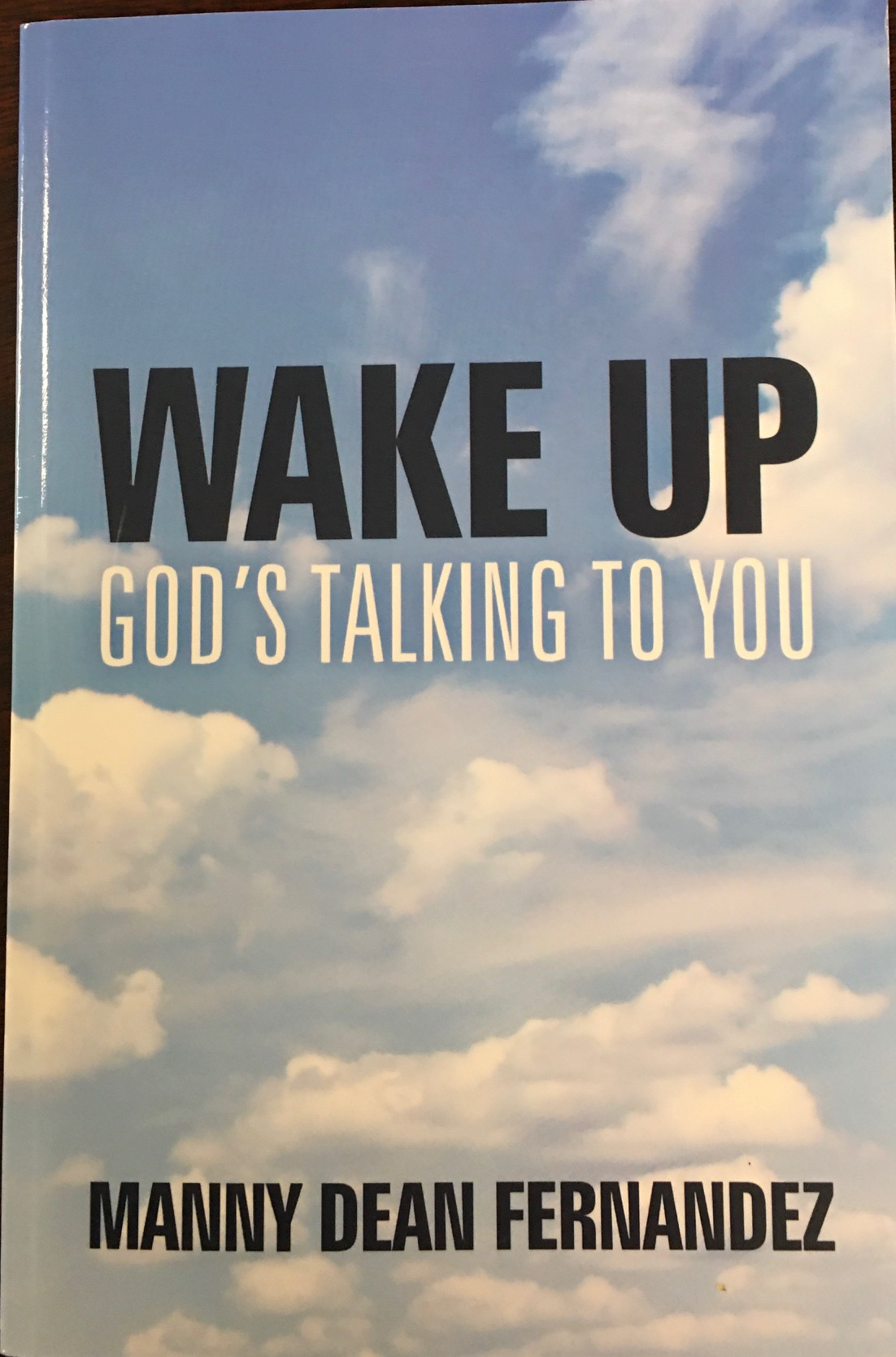 Image for Wake Up God's Talking to You