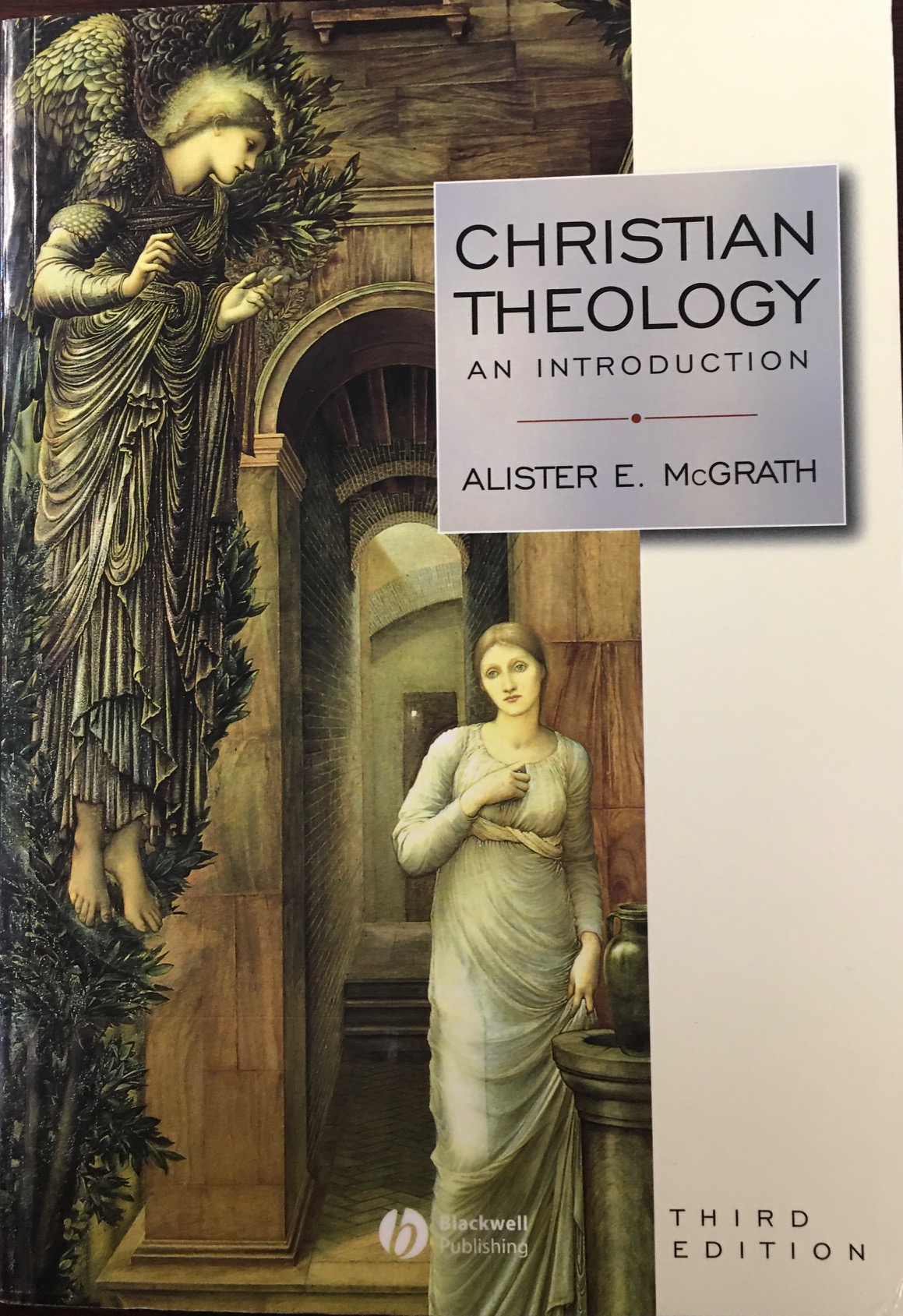 Image for Christian Theology: An Introduction - 3rd Edition