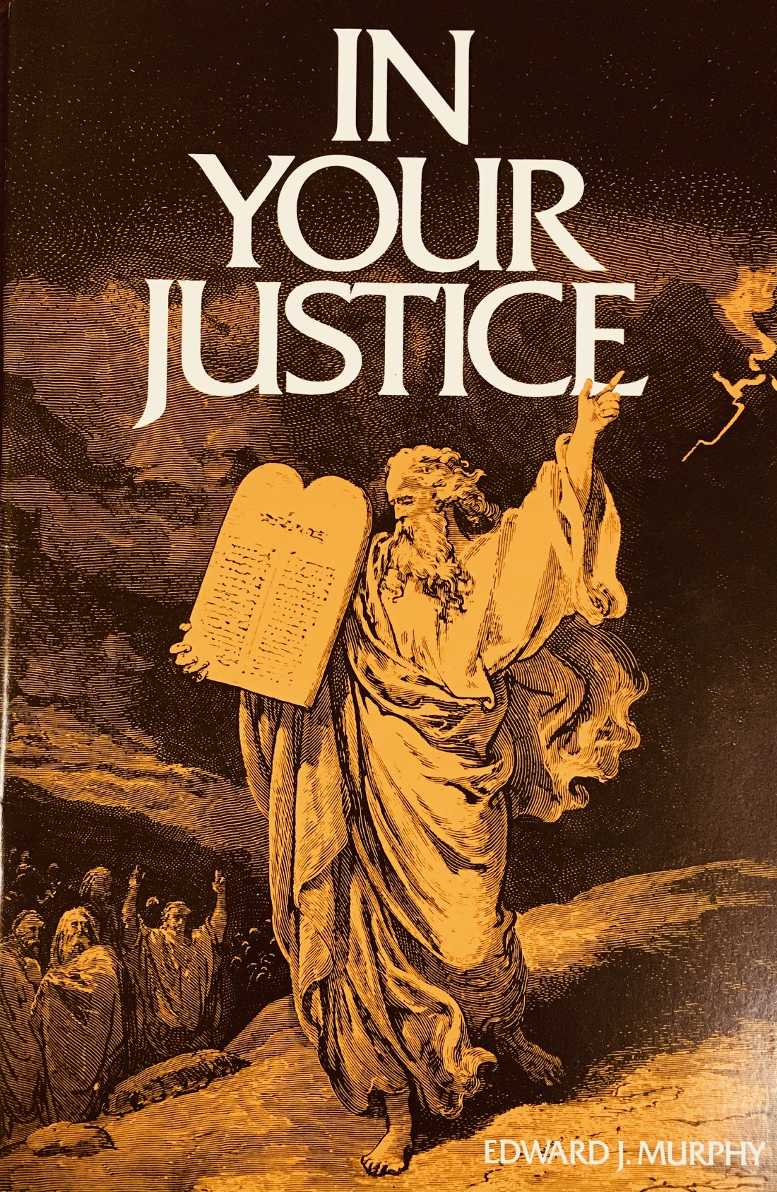 Image for In Your Justice