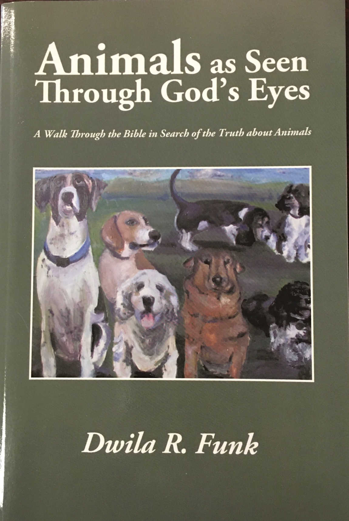 Image for Animals as Seen Through God's Eyes: A Walk Through the Bible in Search of the Truth about Animals